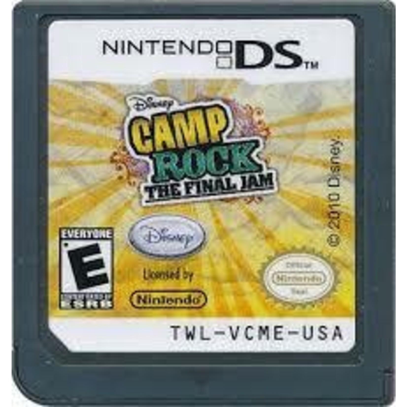 DSU-Camp Rock: The Final Jam (Chip Only)