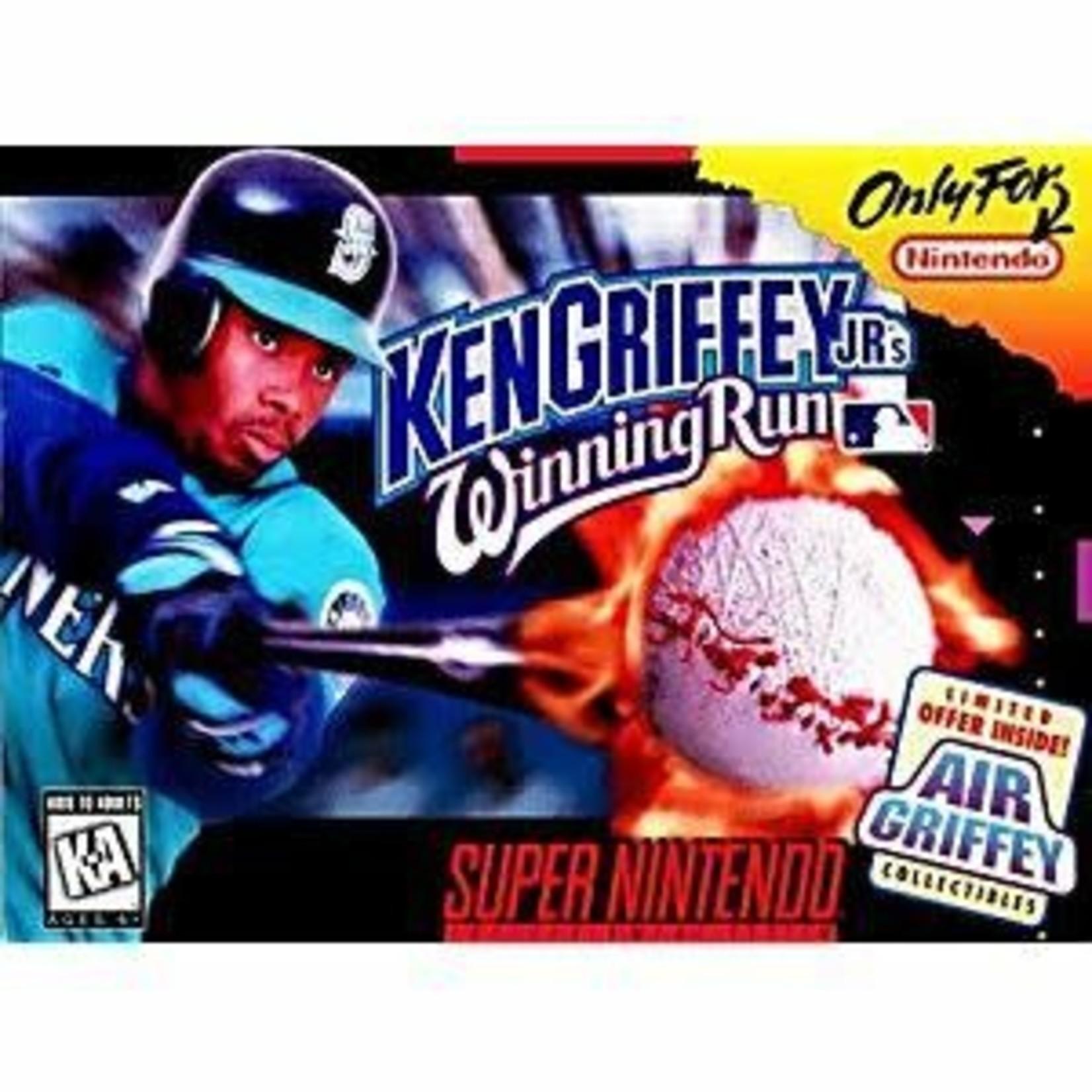 snesu-Ken Griffey Jr's Winning Run (cartridge)