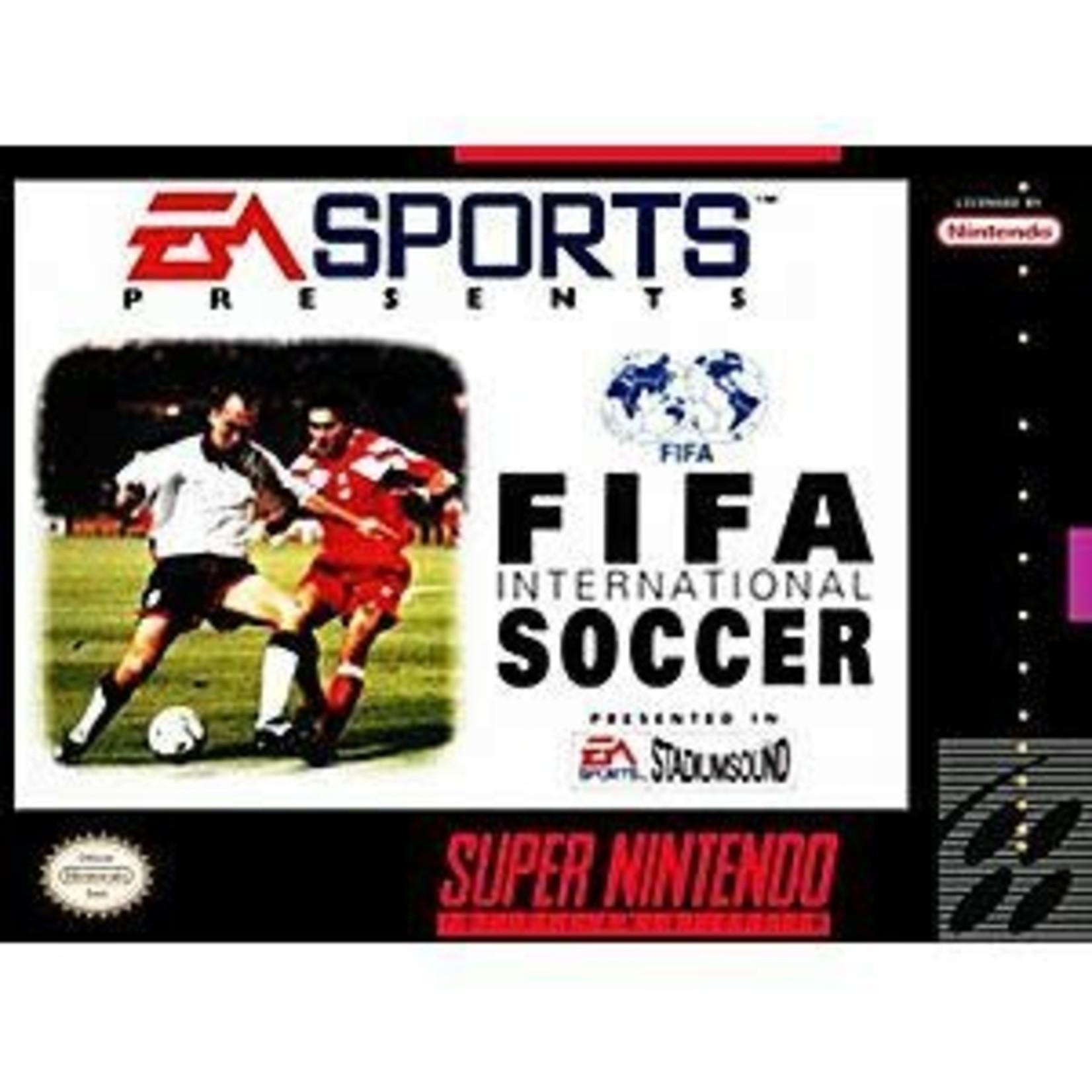 snesu-FIFA International Soccer (cartridge)