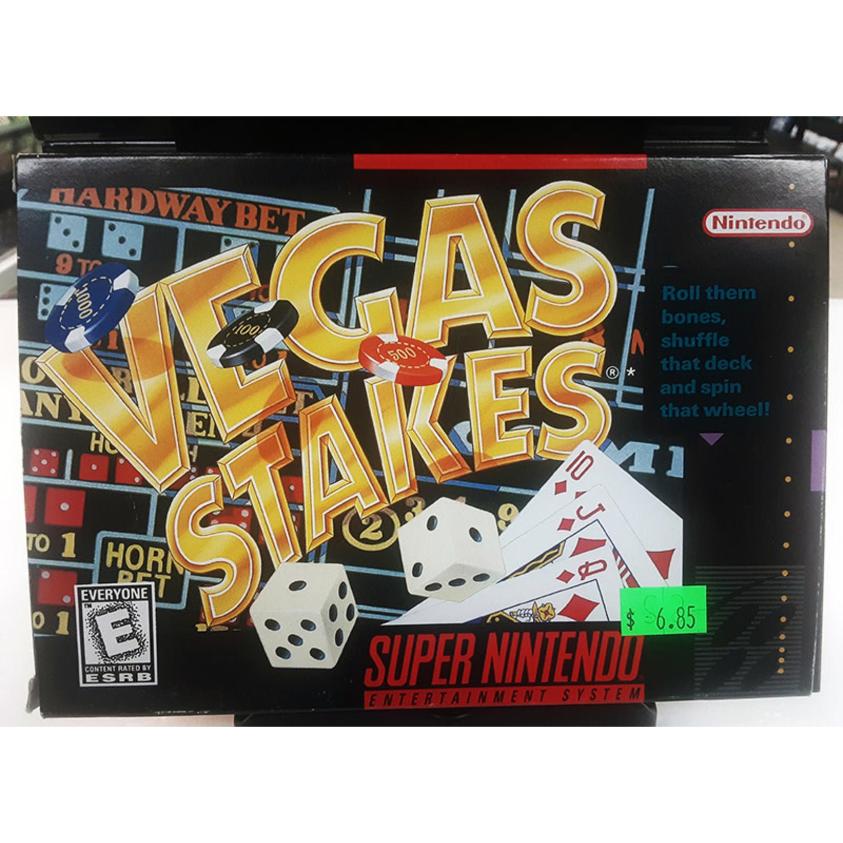 snesu-Vegas Stakes (in Box)