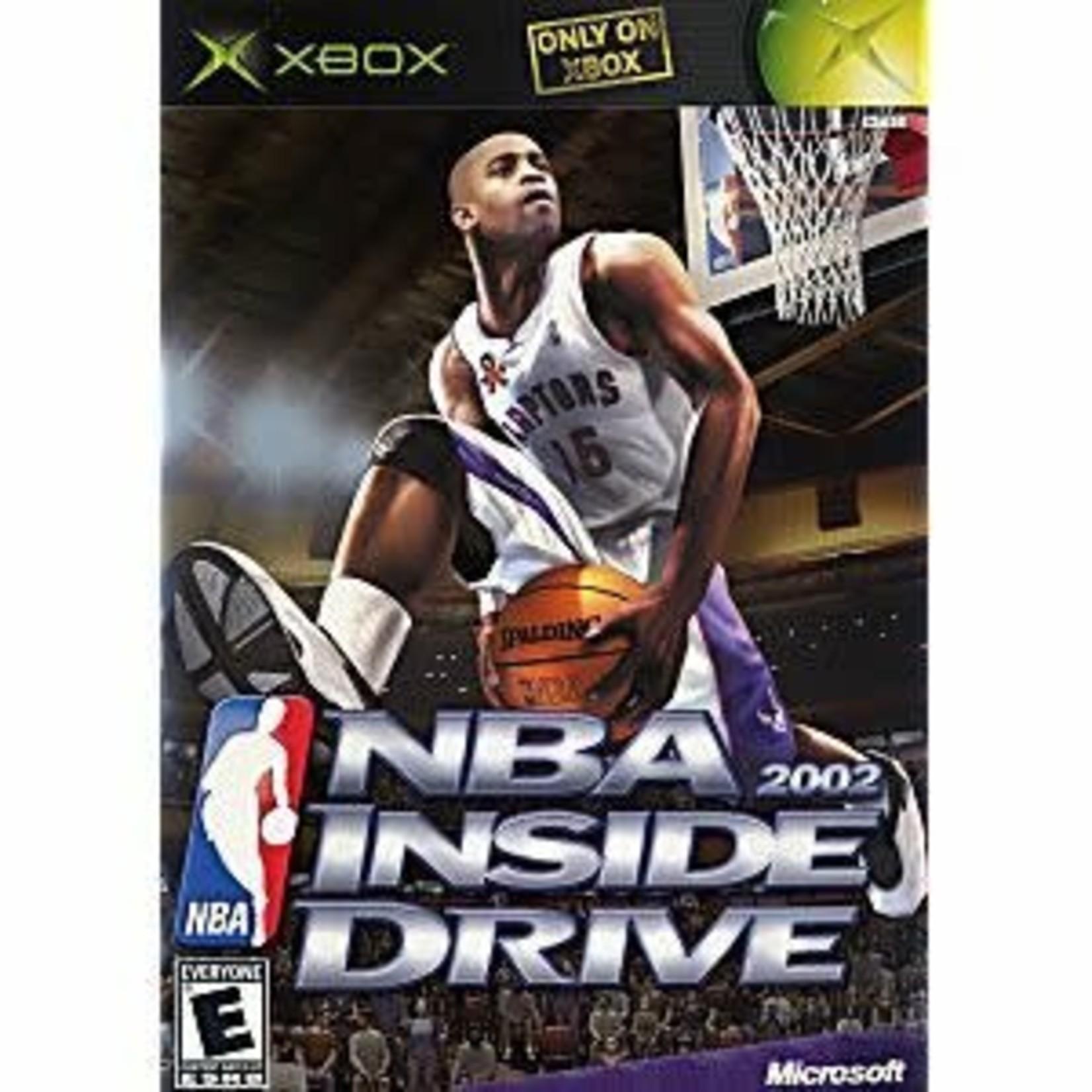 XBU-NBA Inside Drive 2002