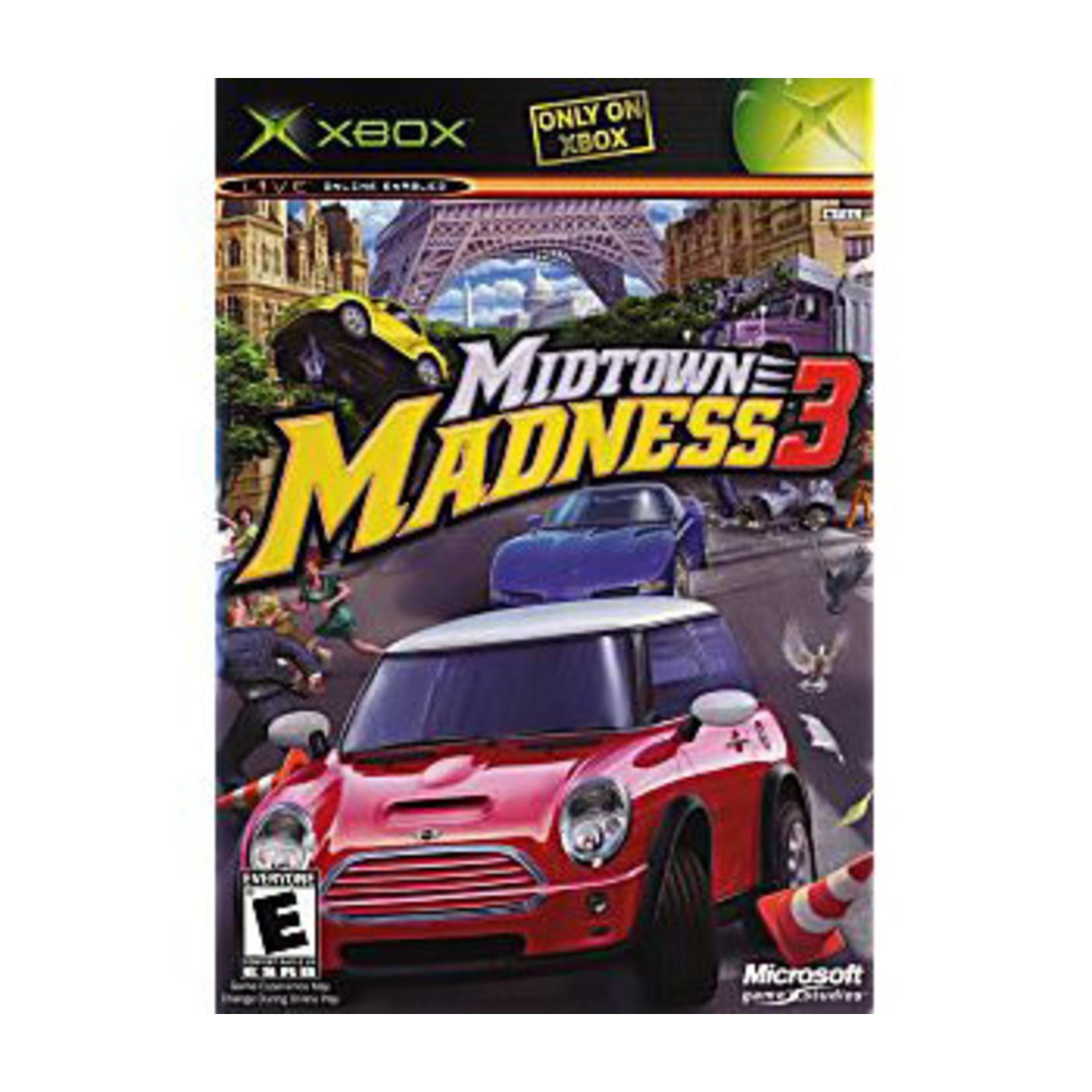 XBU-MIDTOWN MADNESS 3