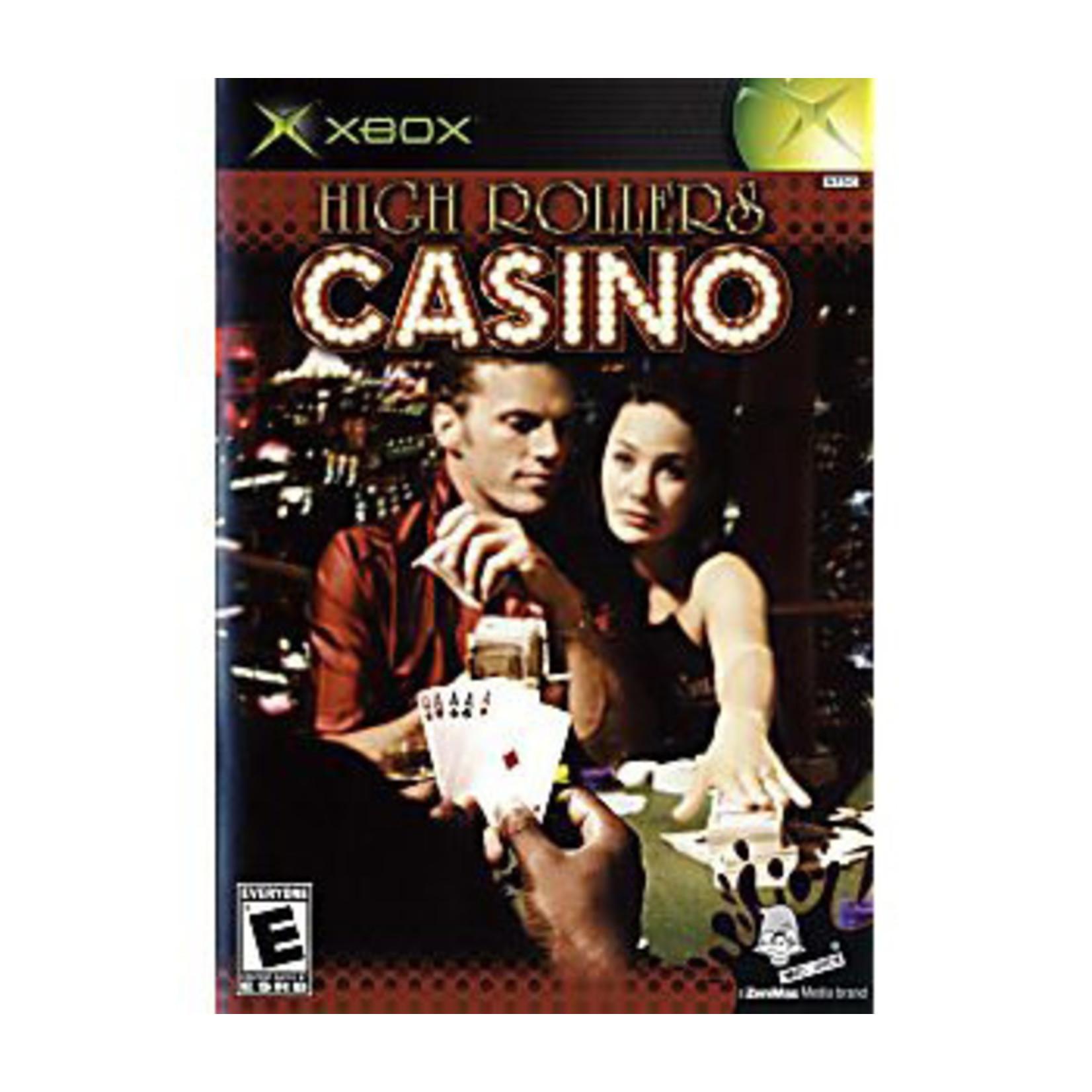XBU-HIGH ROLLERS CASINO