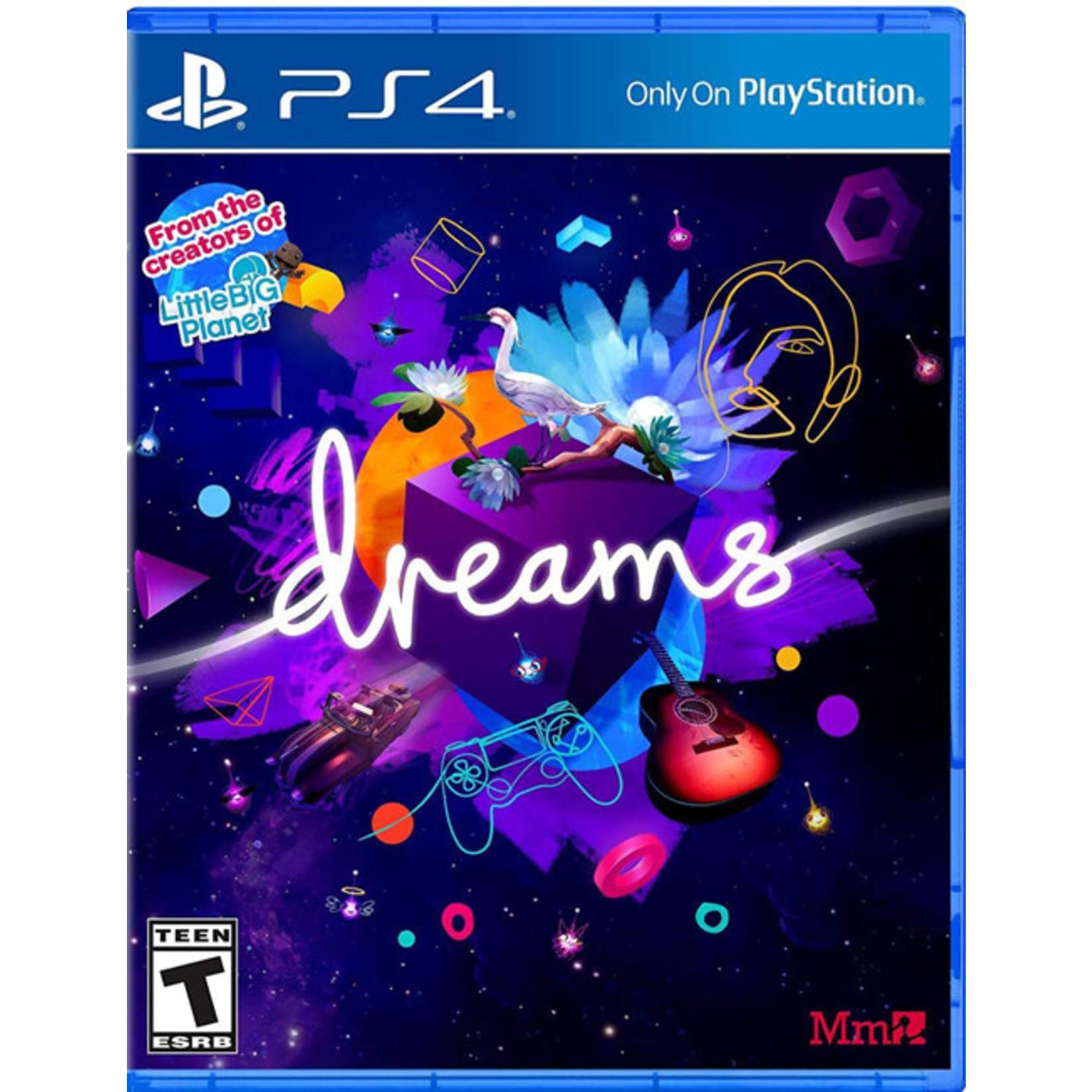 PS4-Dreams