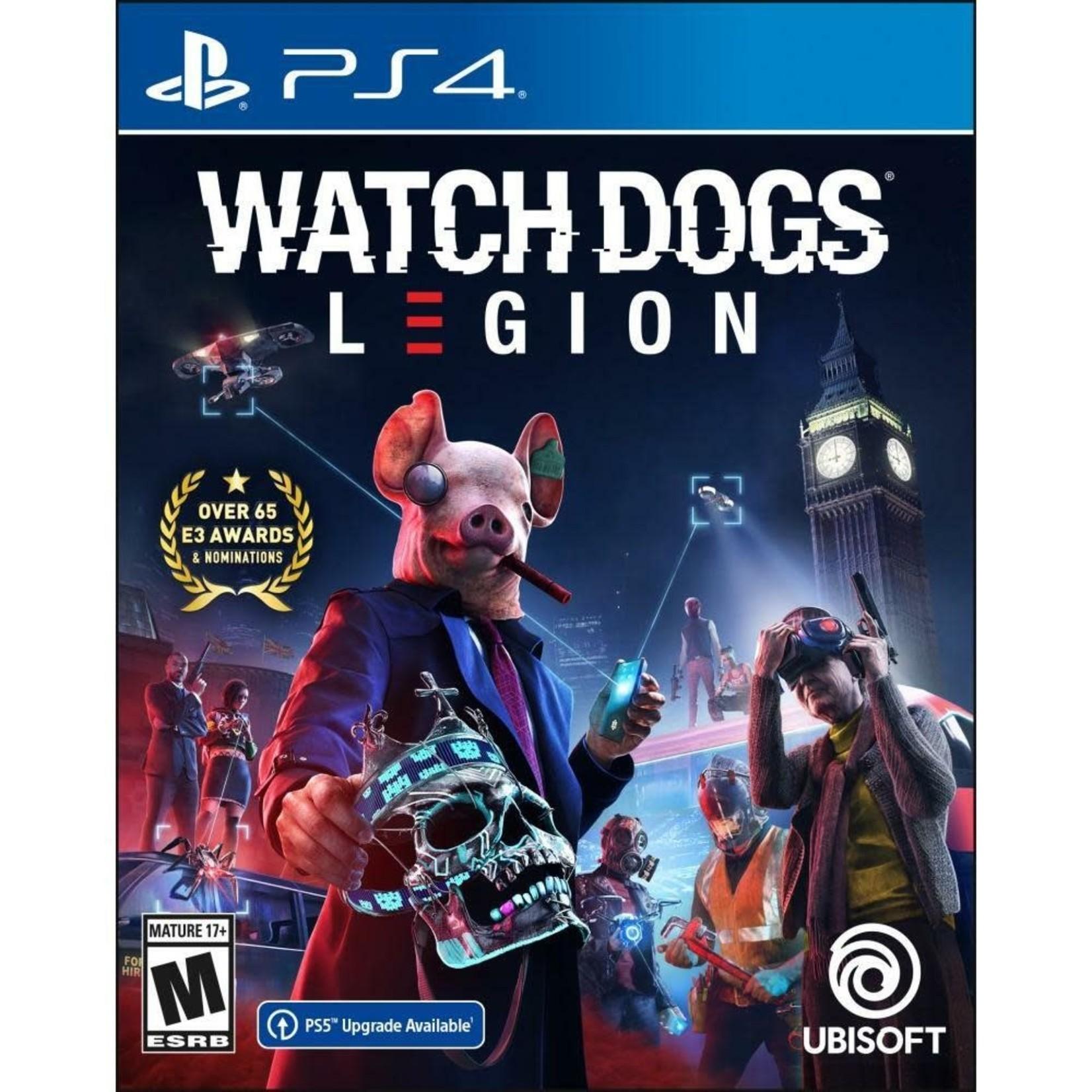 PS4U-Watch Dogs: Legion