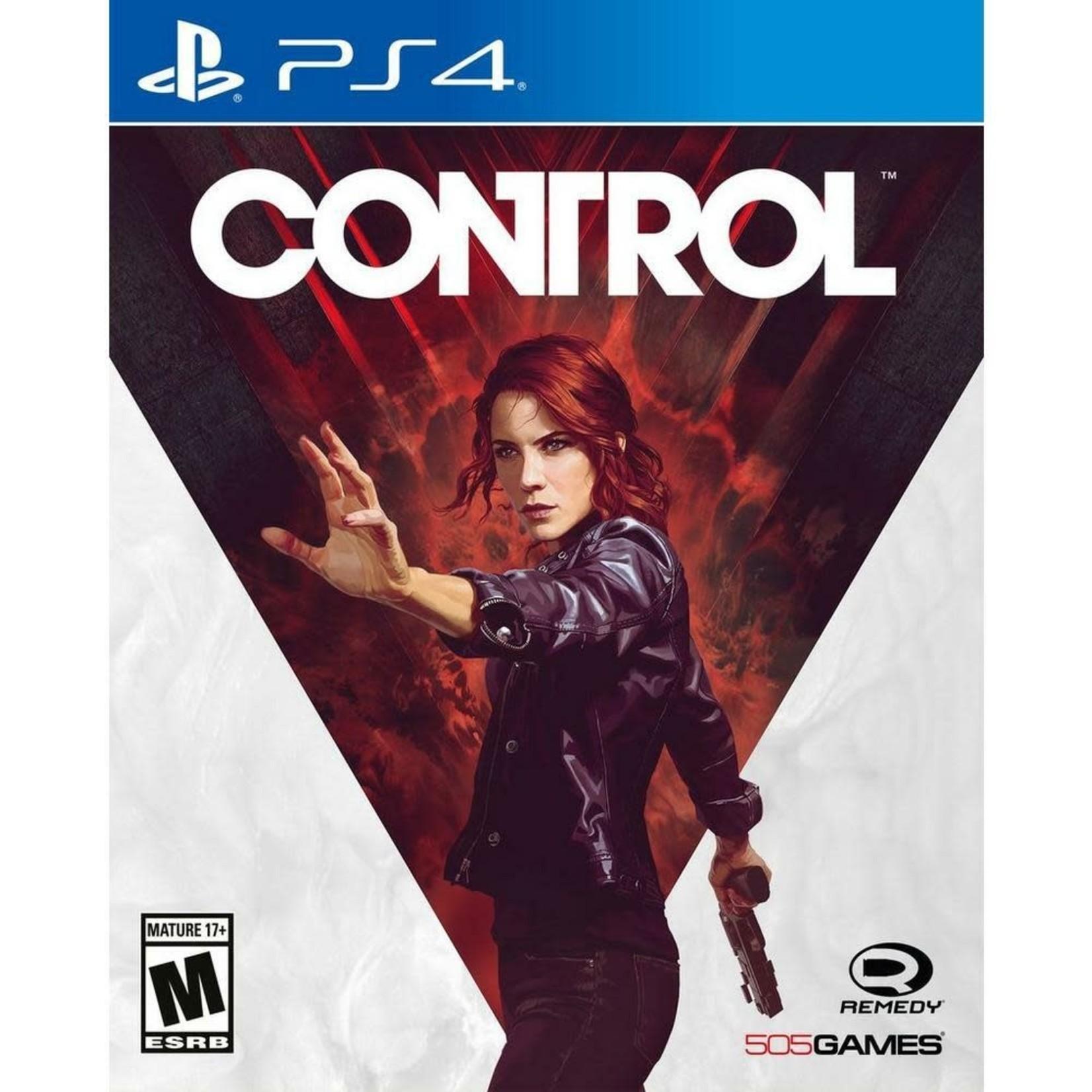 PS4U-Control