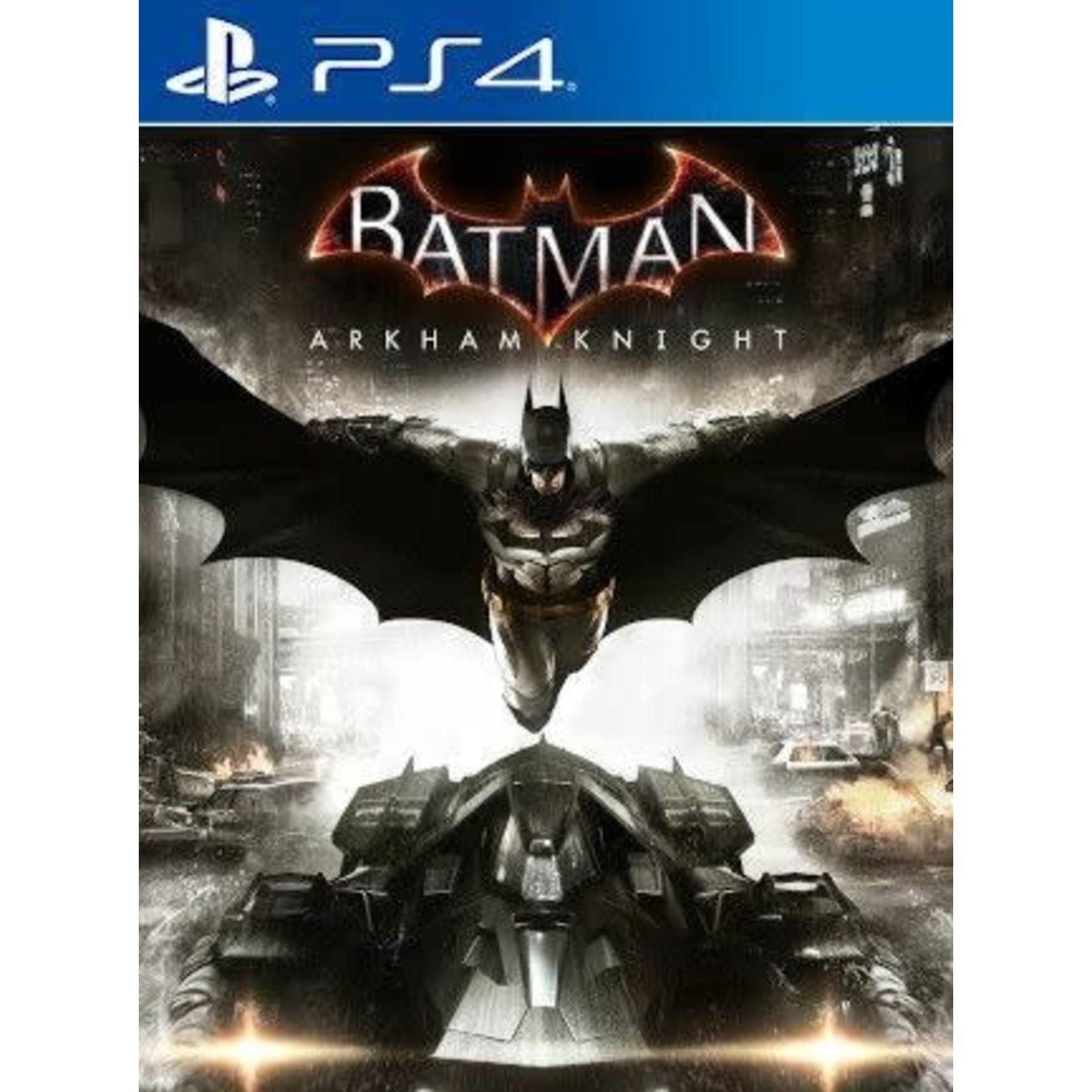 PS4-Batman: Arkham Knight