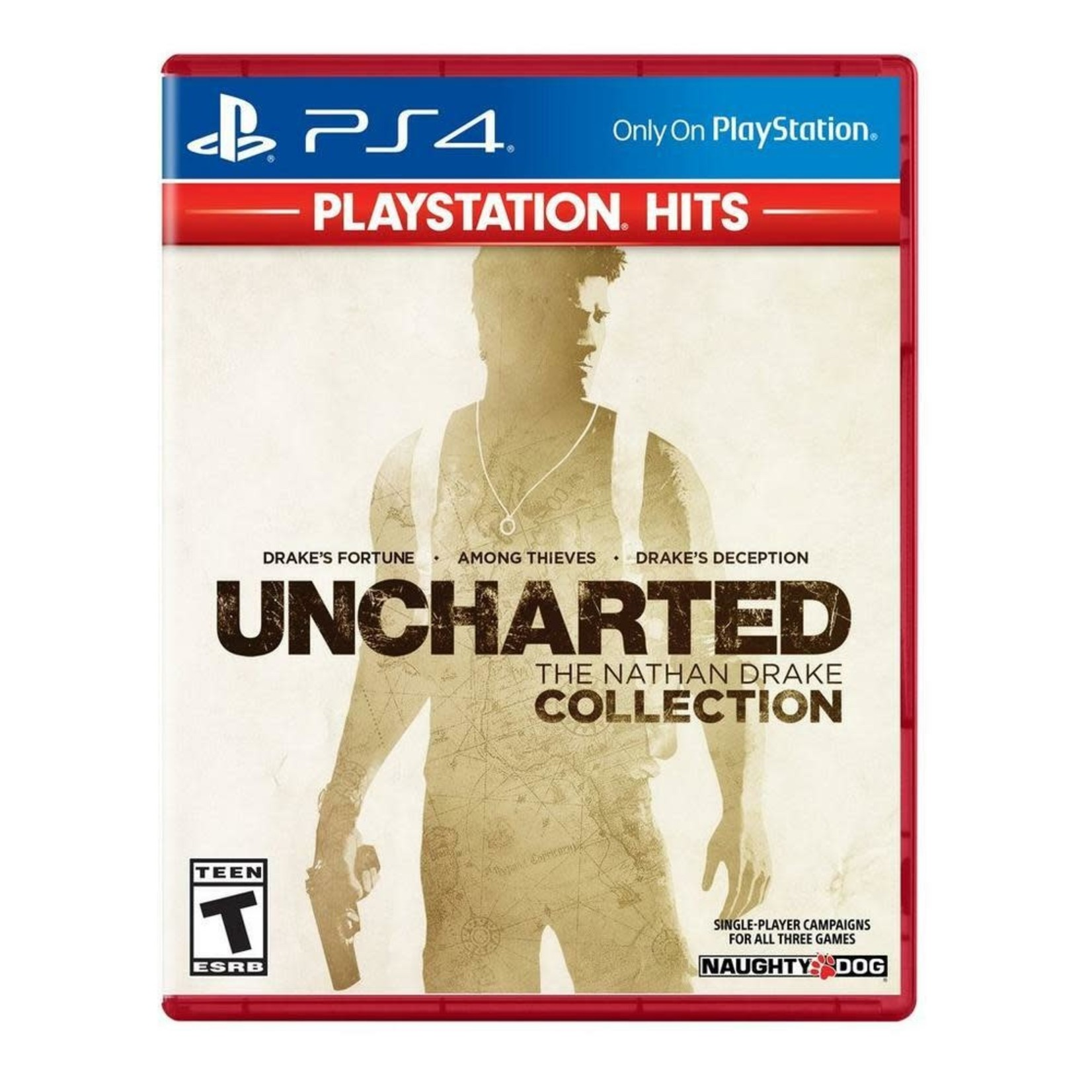 PS4U-Uncharted: The Nathan Drake Collection