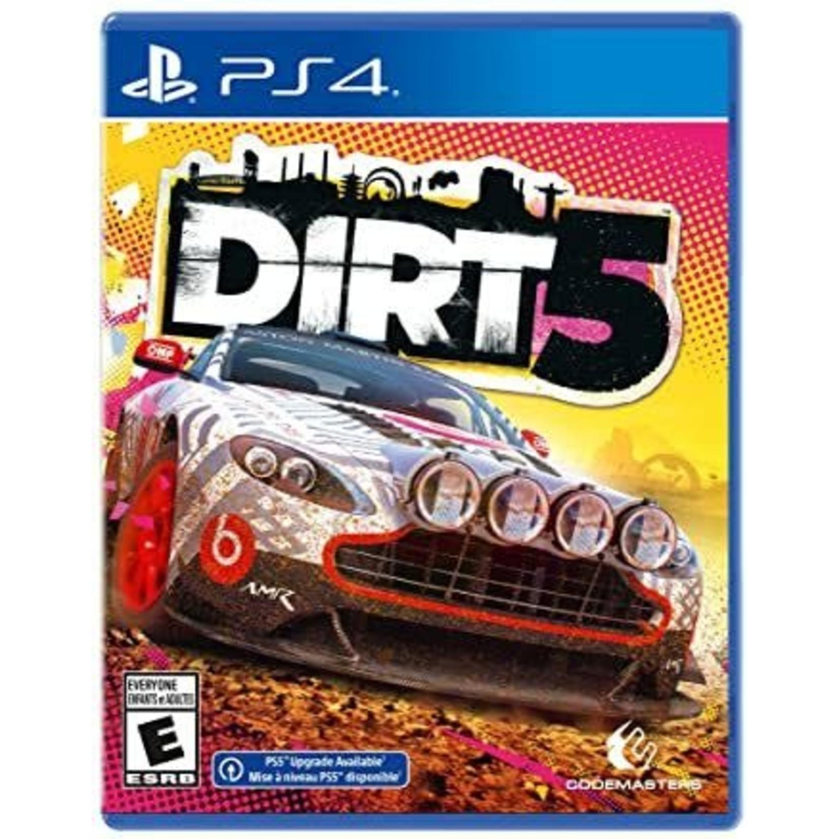 PS4-Dirt 5