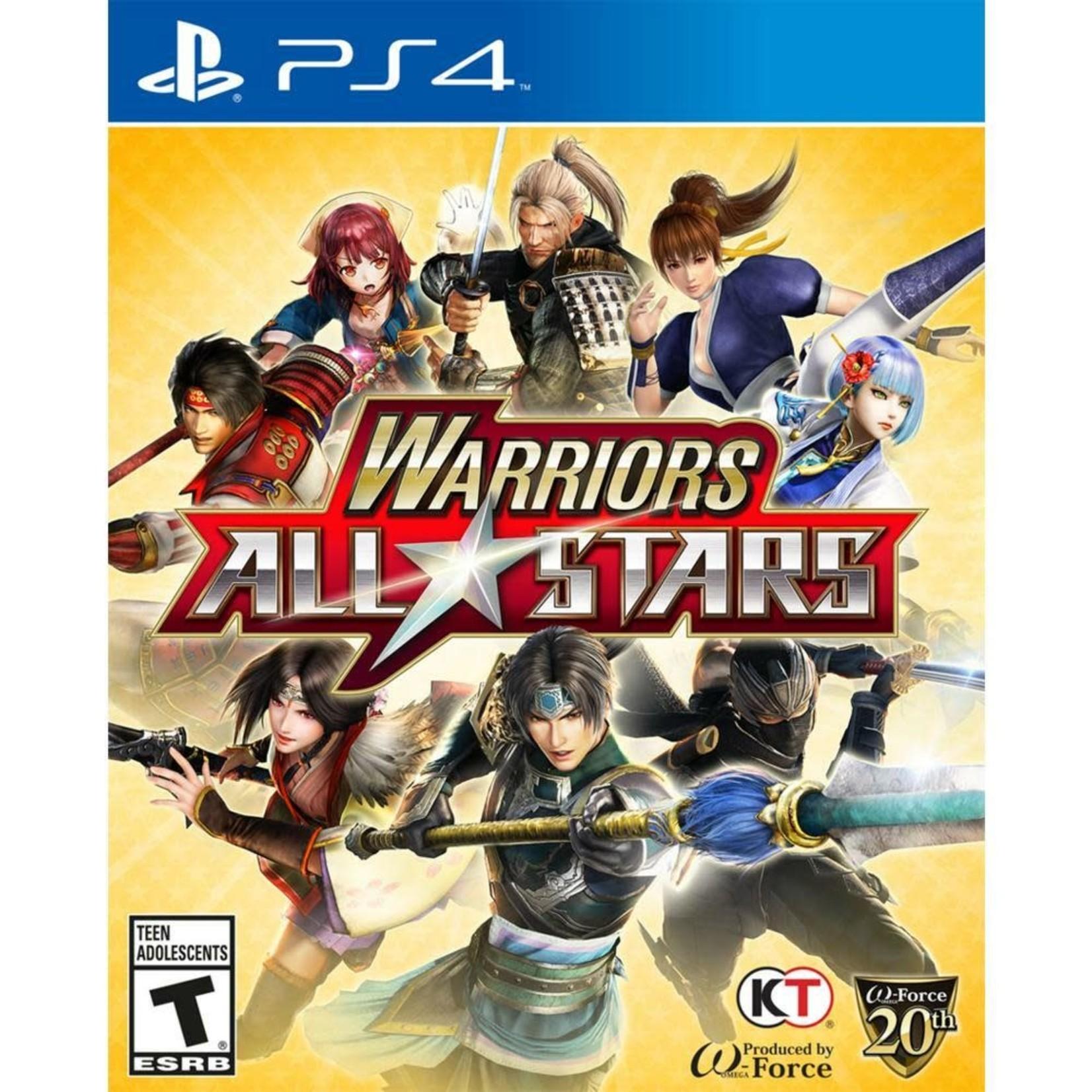 PS4-Warriors All-Stars