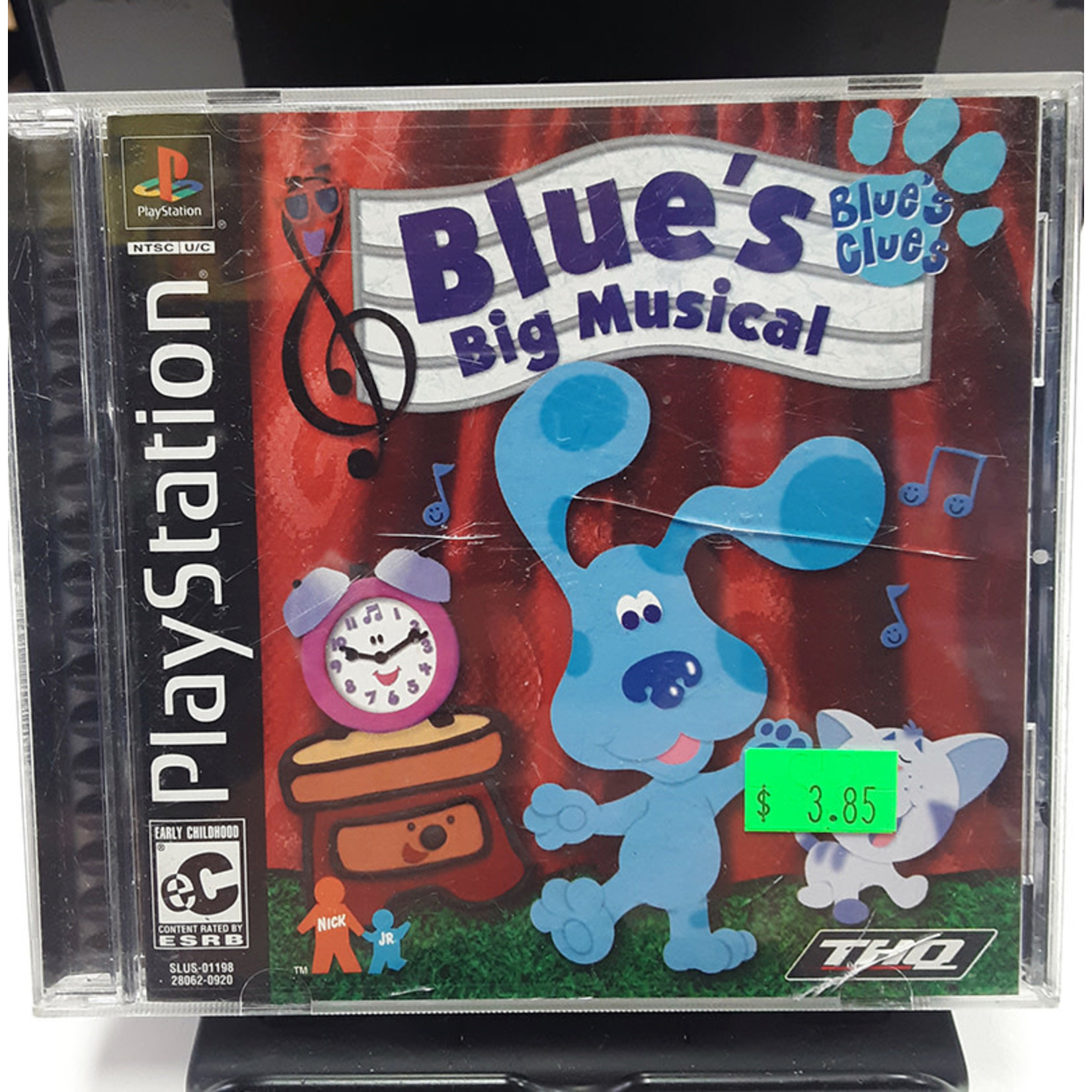 ps1u-Blue's Big Musical