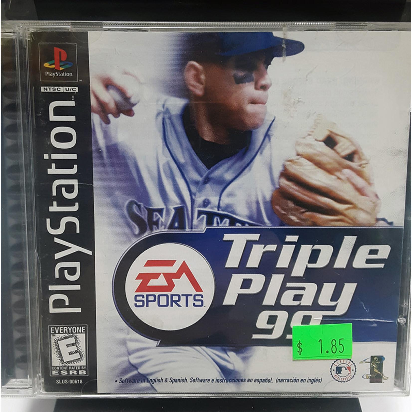 ps1u-Triple Play 99