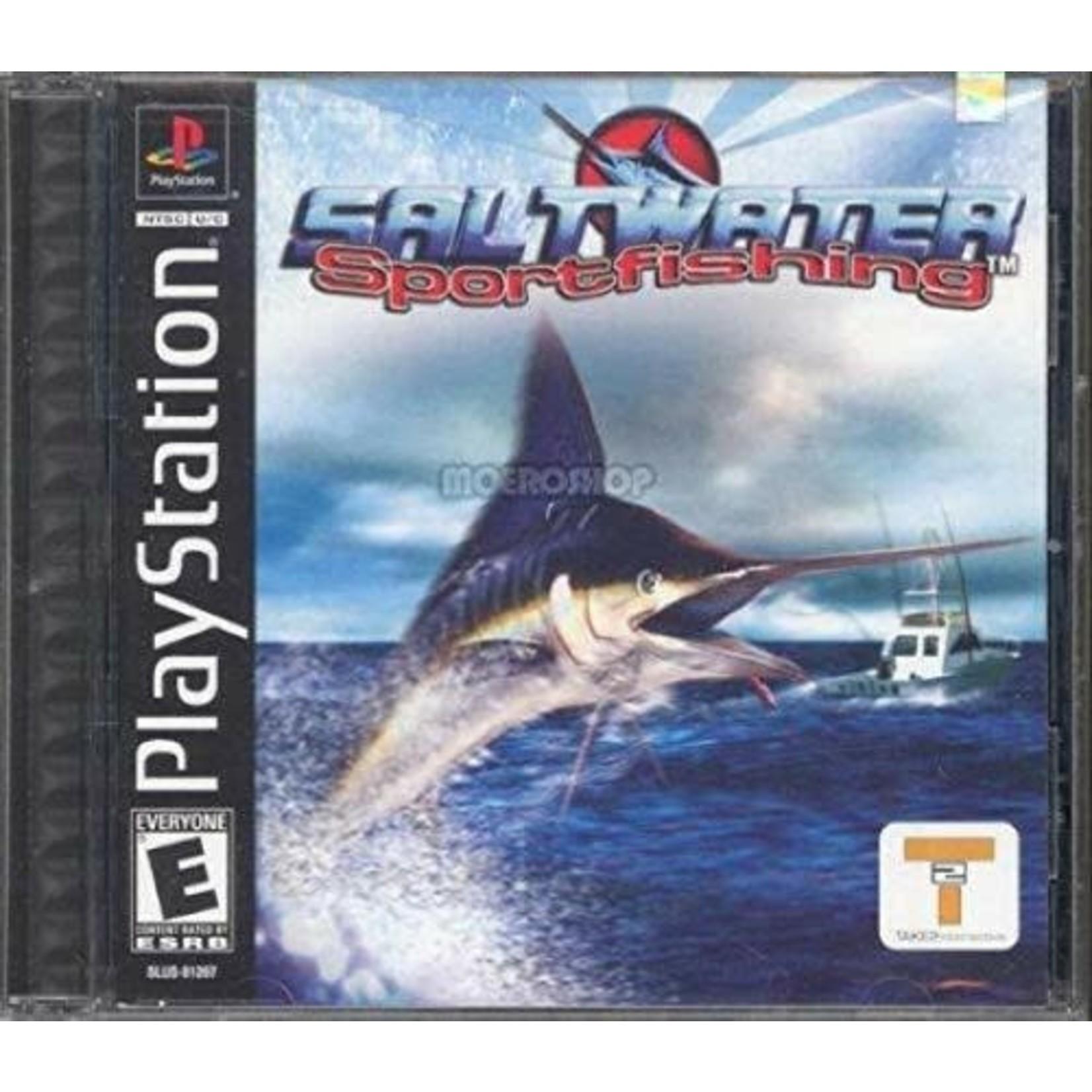 PS1U-Saltwater Sport Fishing