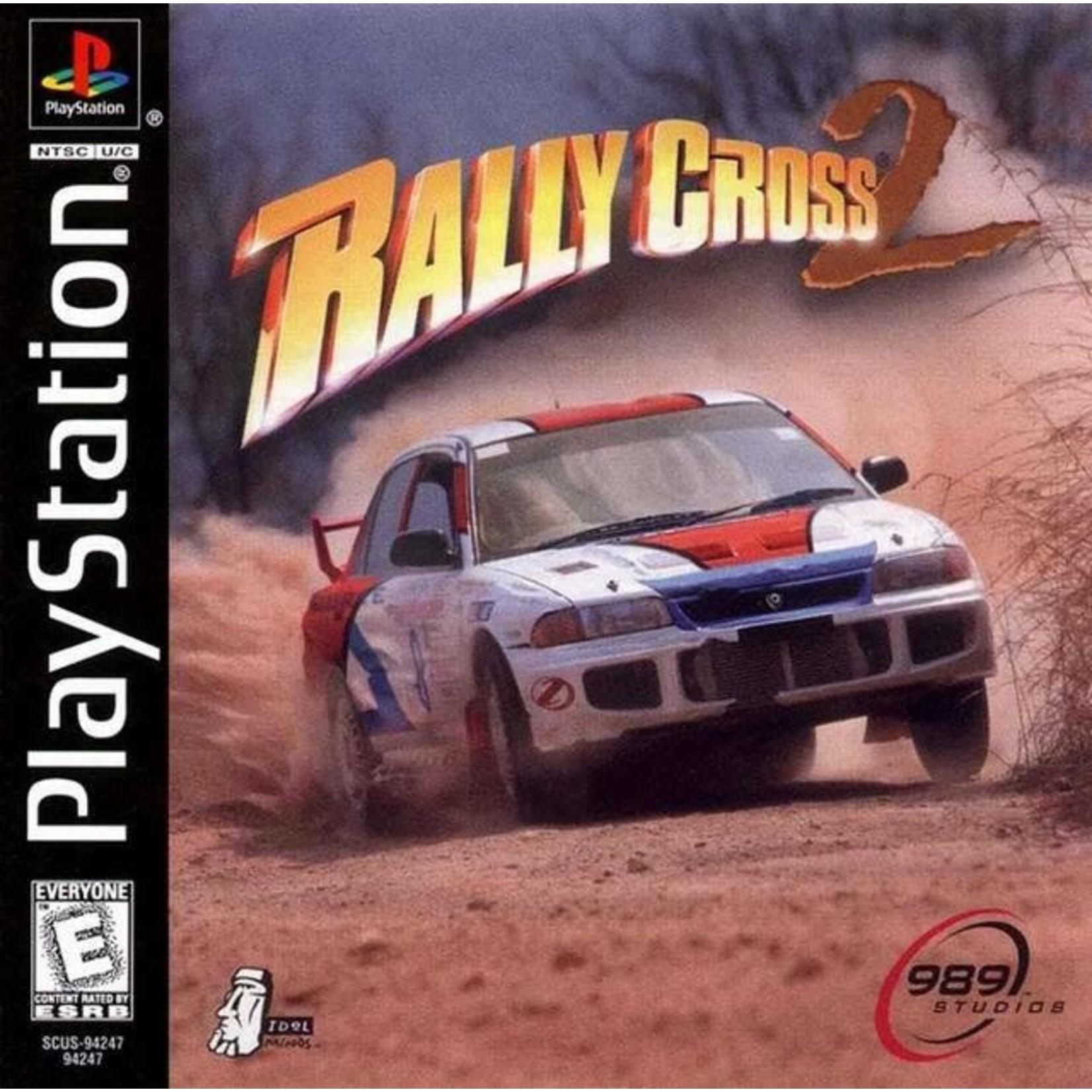 PS1U-Rally Cross 2