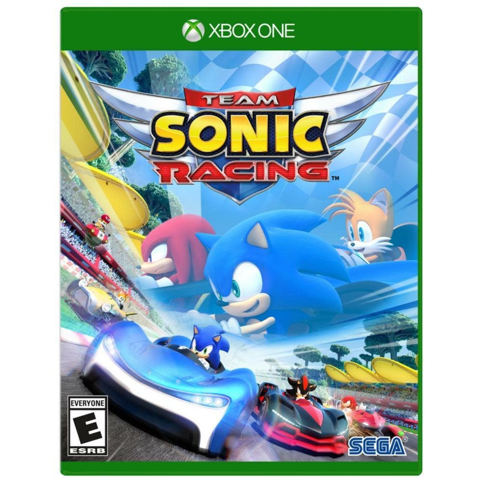 XB1-Team Sonic Racing