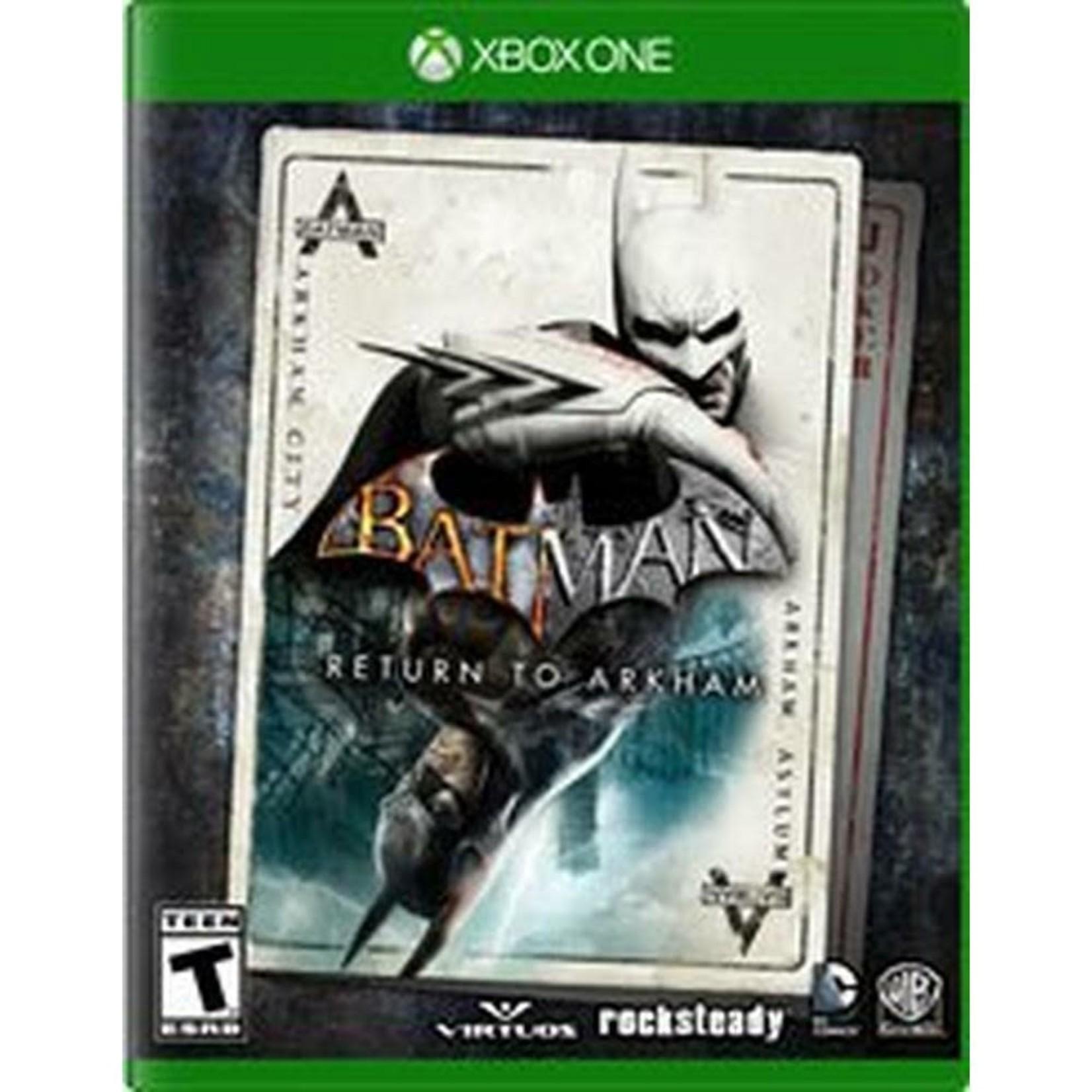 XB1U-Batman: Return to Arkham
