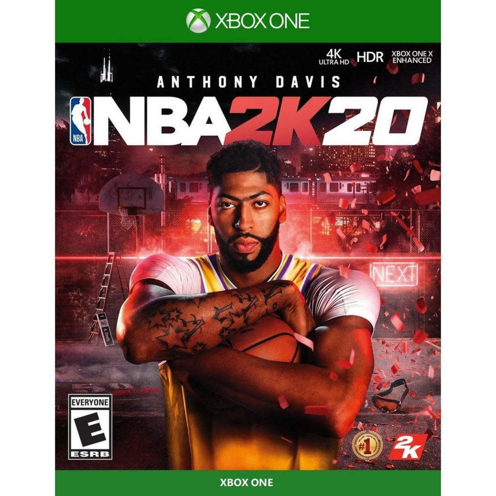 XB1U-NBA 2K20