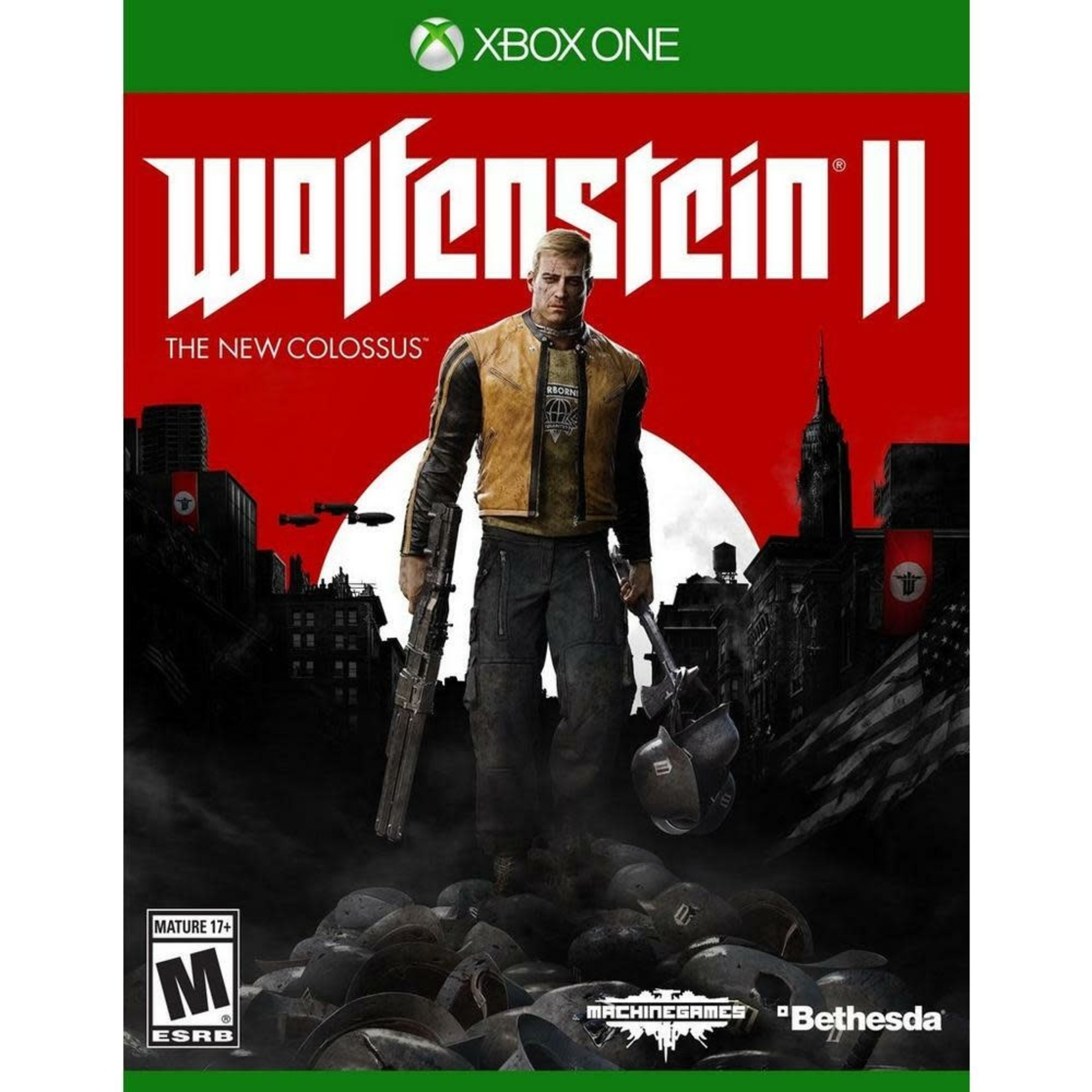 XB1-Wolfenstein II: The New Colossus