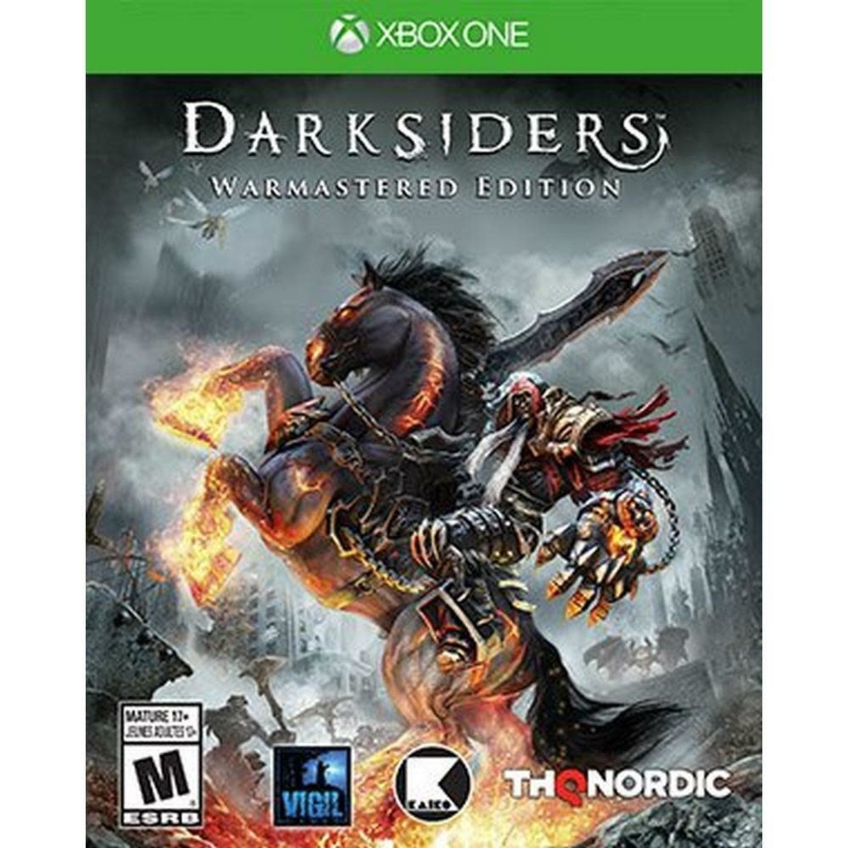 XB1U-Darksiders Warmastered Edition