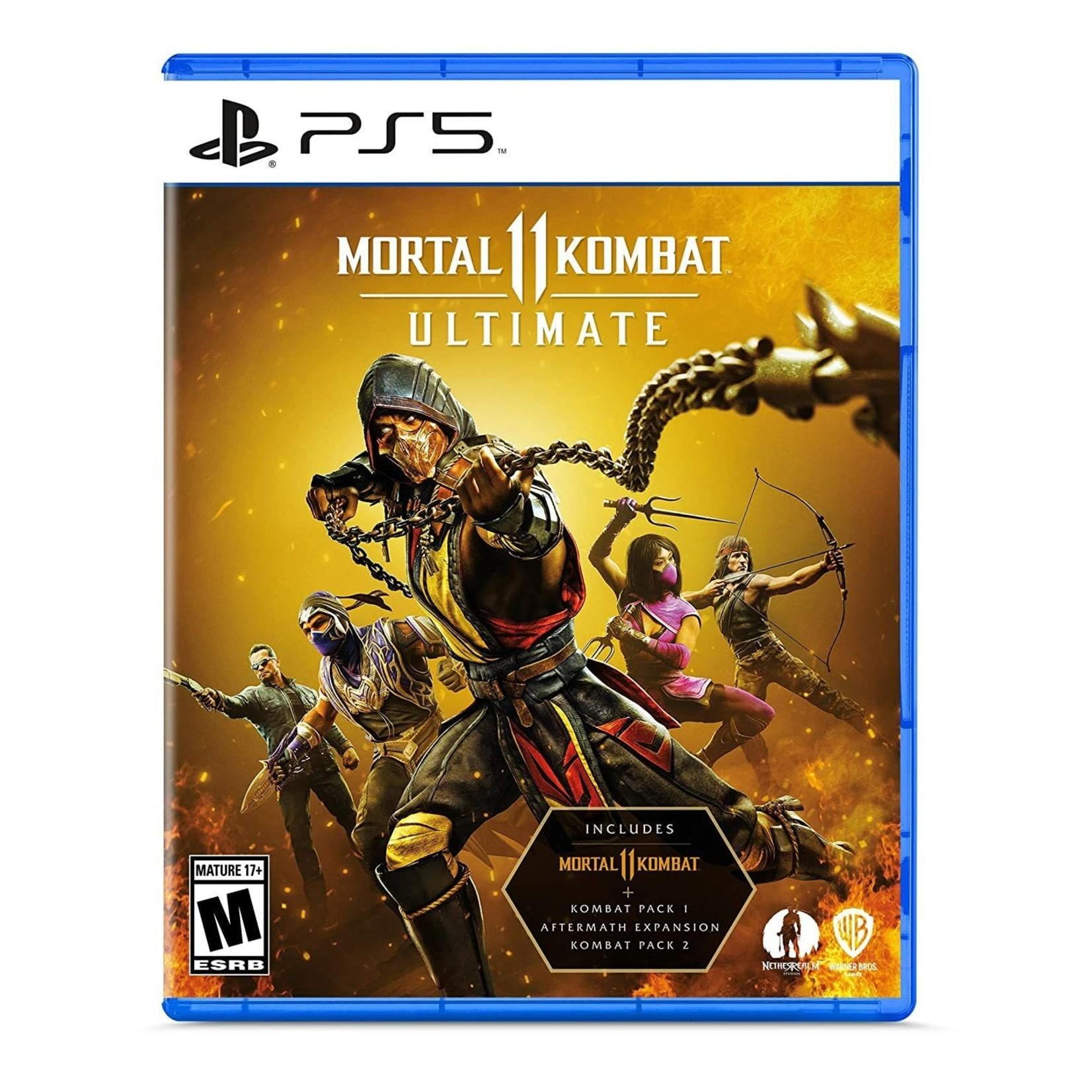 PS5U-Mortal Kombat 11