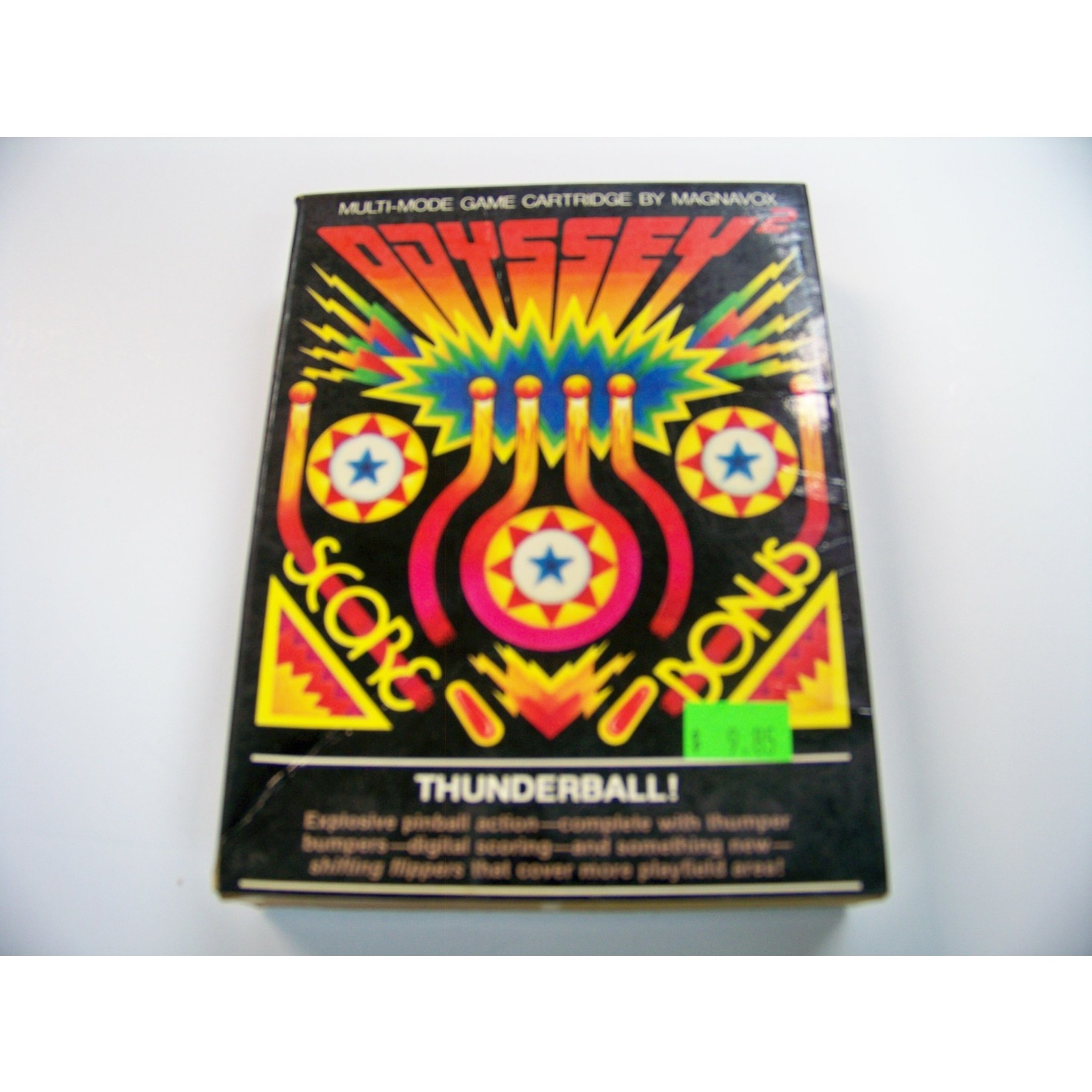 OD2U-Thunderball (BOXED)