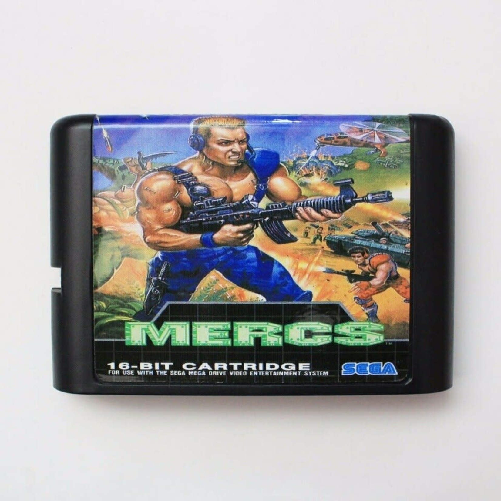 SGU-Mercs (Cartridge)