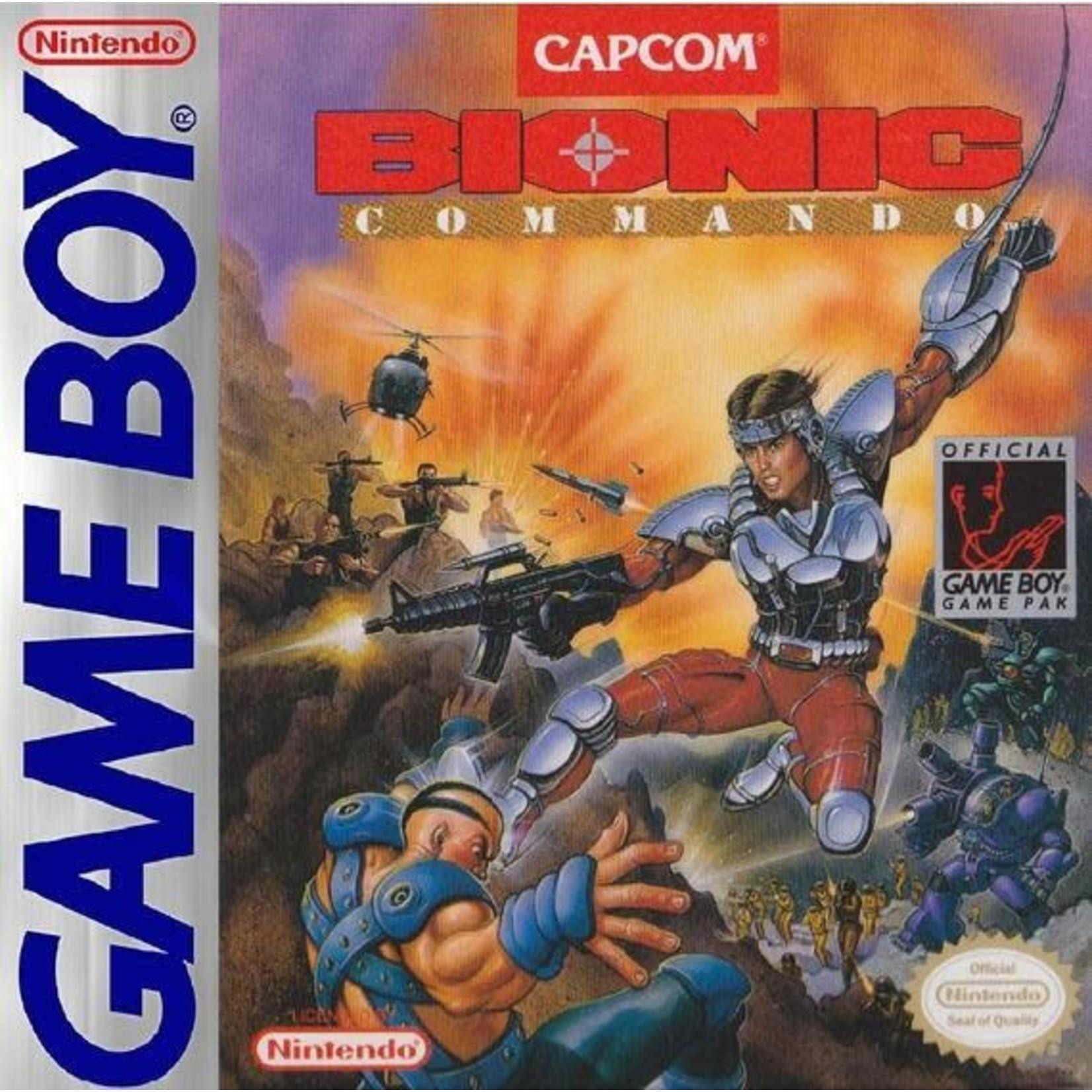 GBU-Bionic Commando
