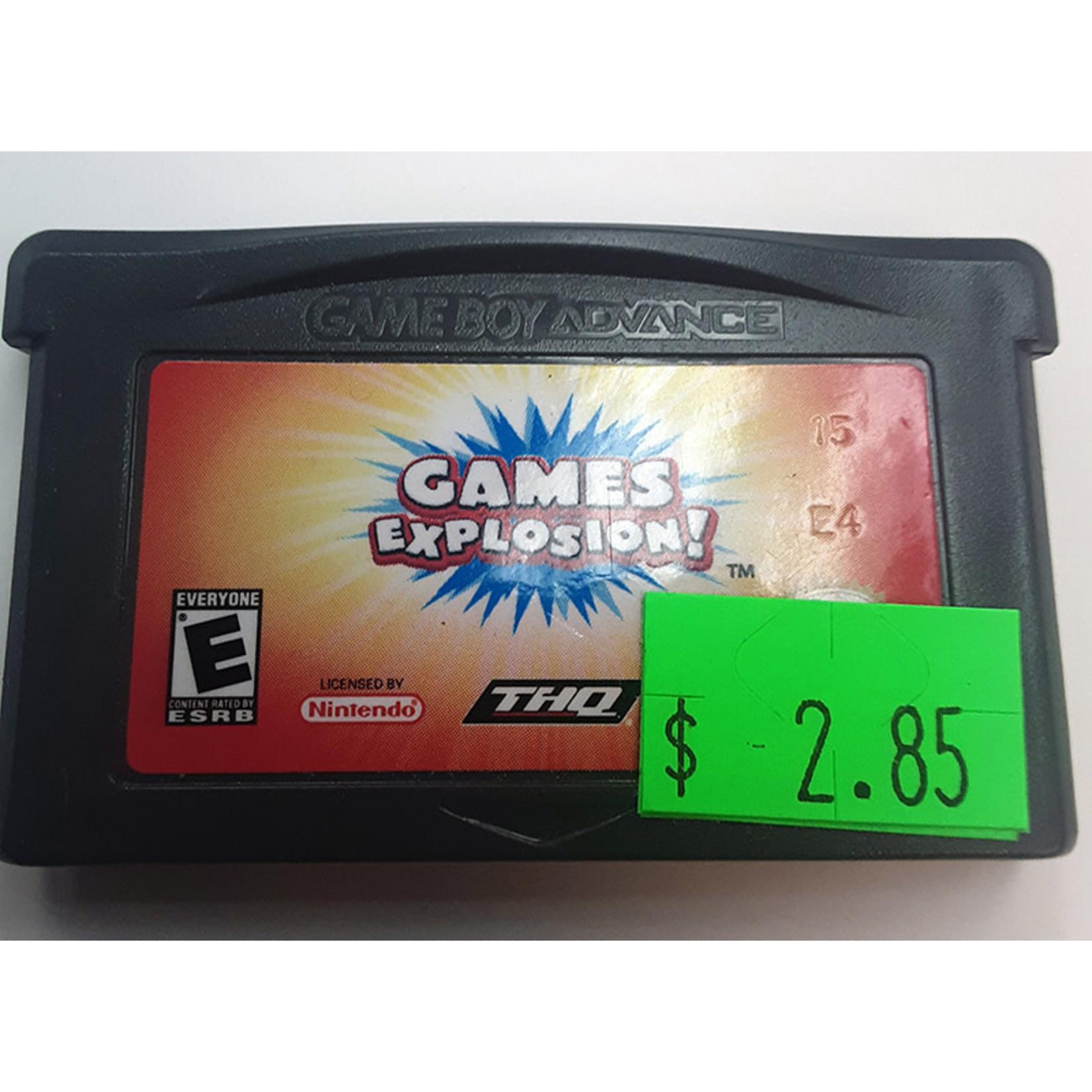 GBAu-Games Explosion! (cartridge)