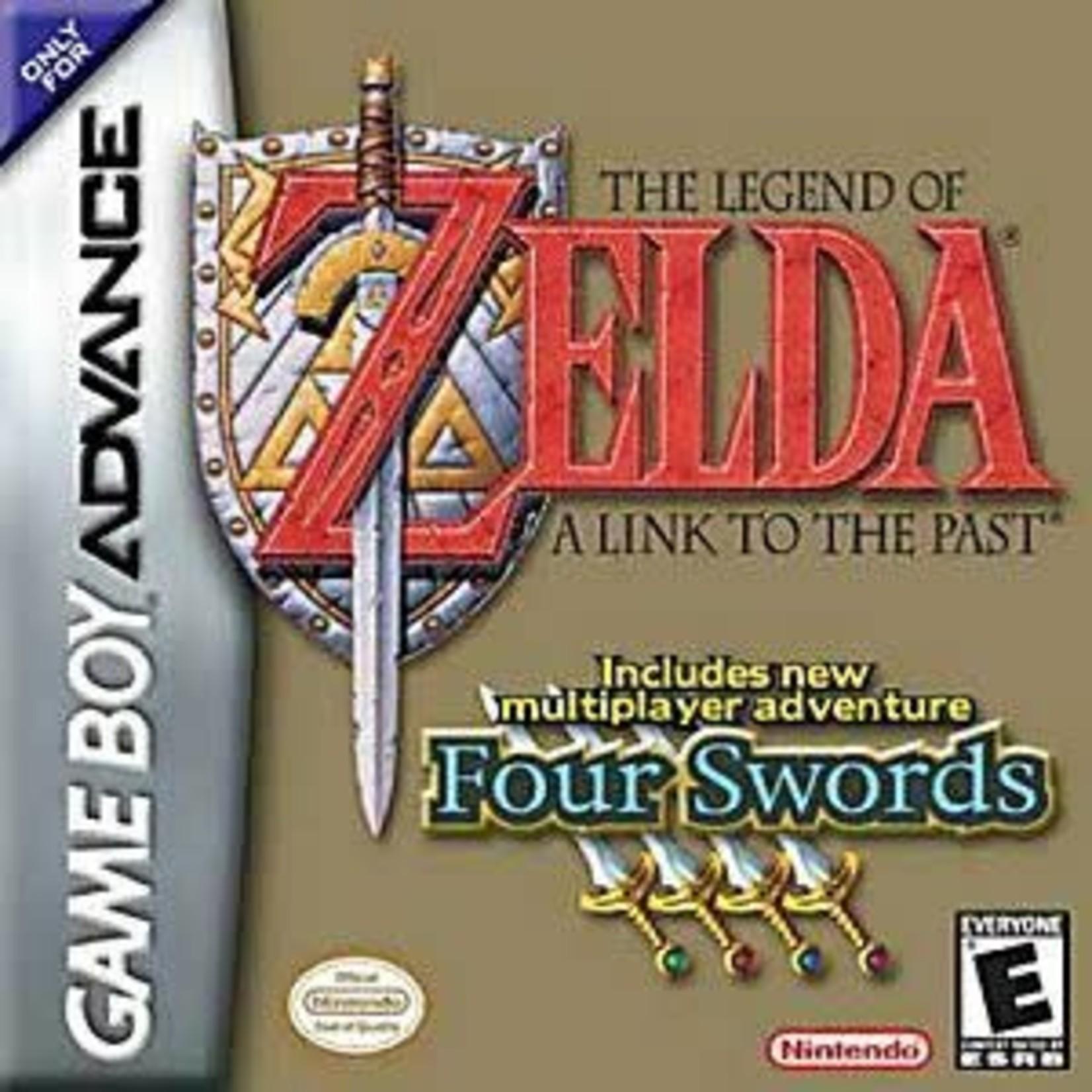 GBAU-Zelda Link to the Past  (cartridge)