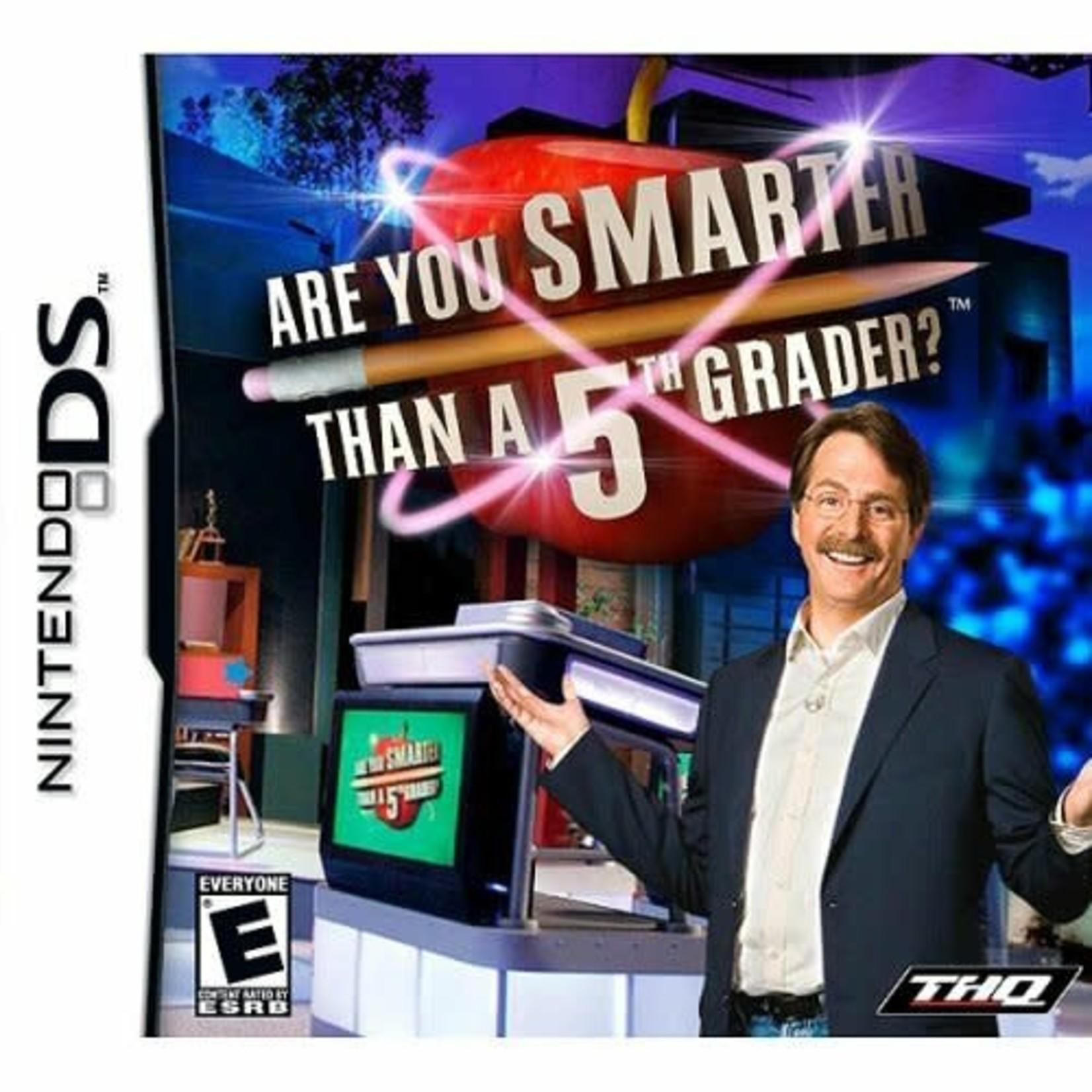 DSU-ARE YOU SMARTER THAN A 5TH GRADE