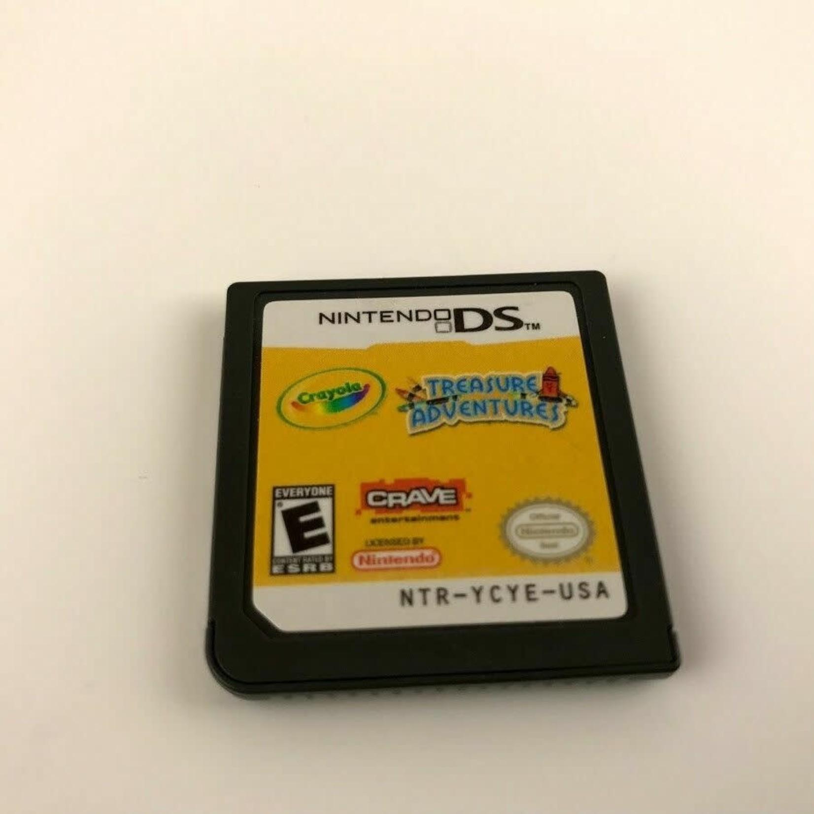 DSU-Crayola Treasure Adventures (Chip Only)