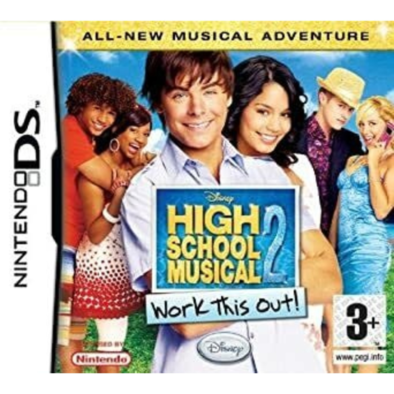 DSU-High School Musical 2 Work This Out