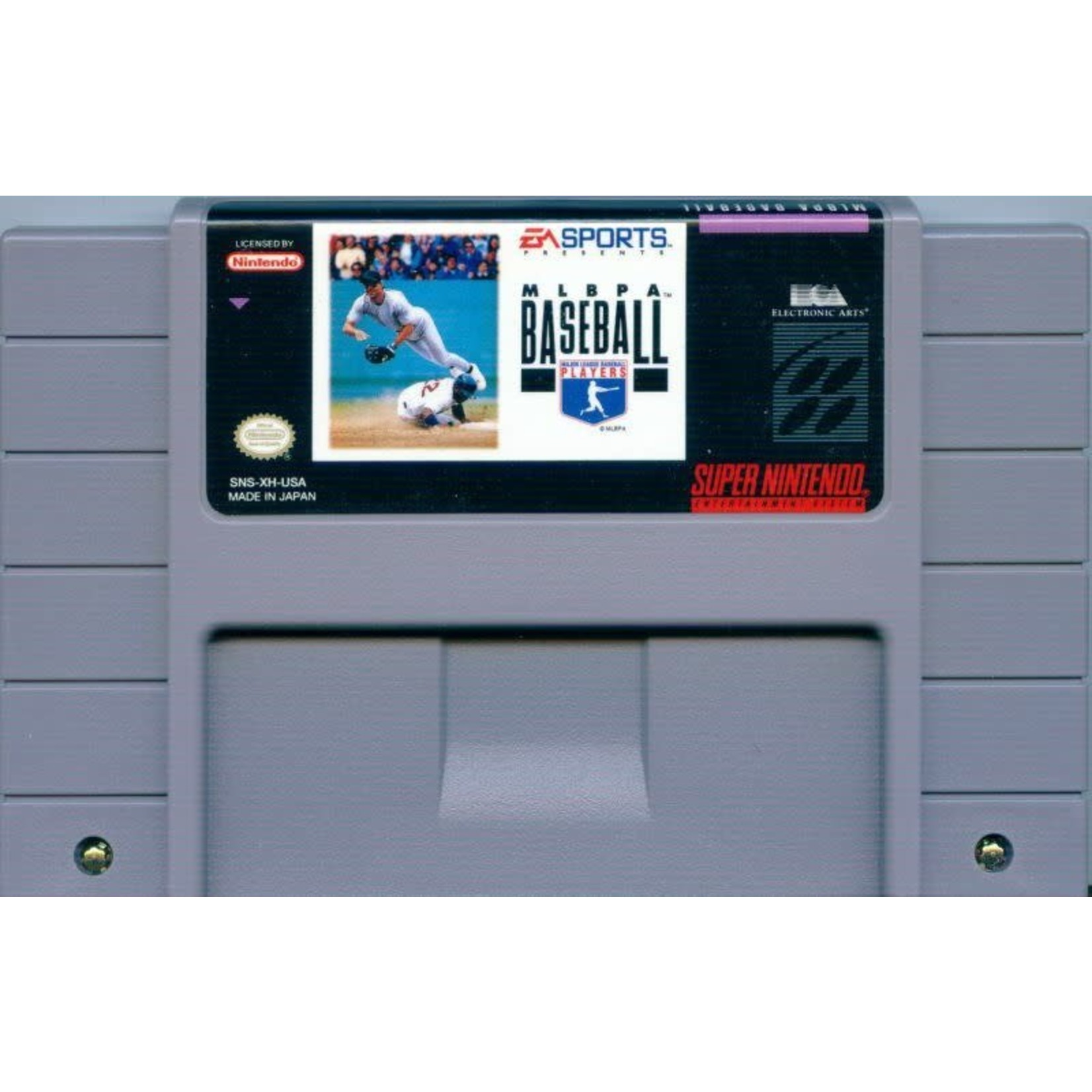 SNESU-MLBPA Baseball (Cartridge Only)