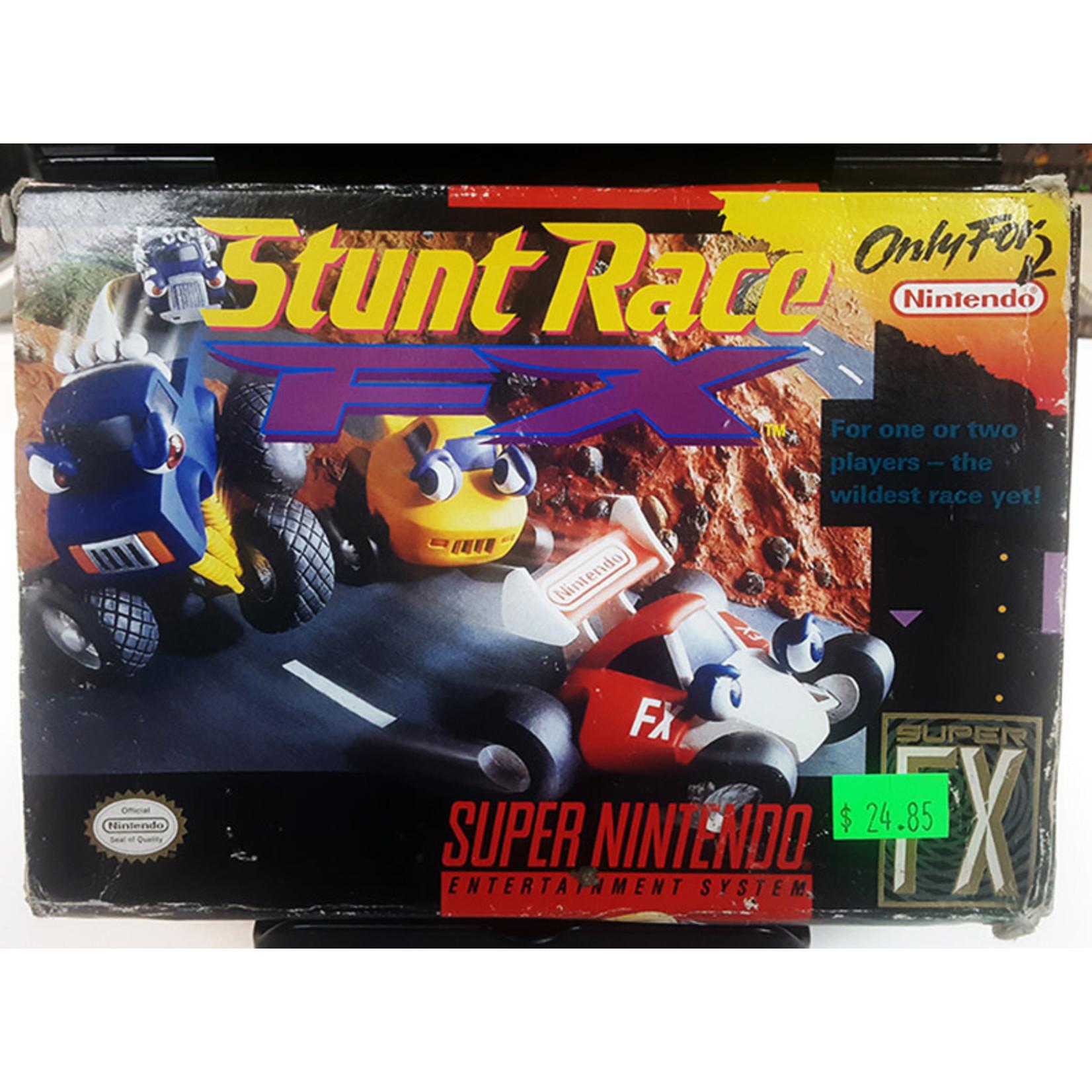snesu-Stunt Race FX (in box)