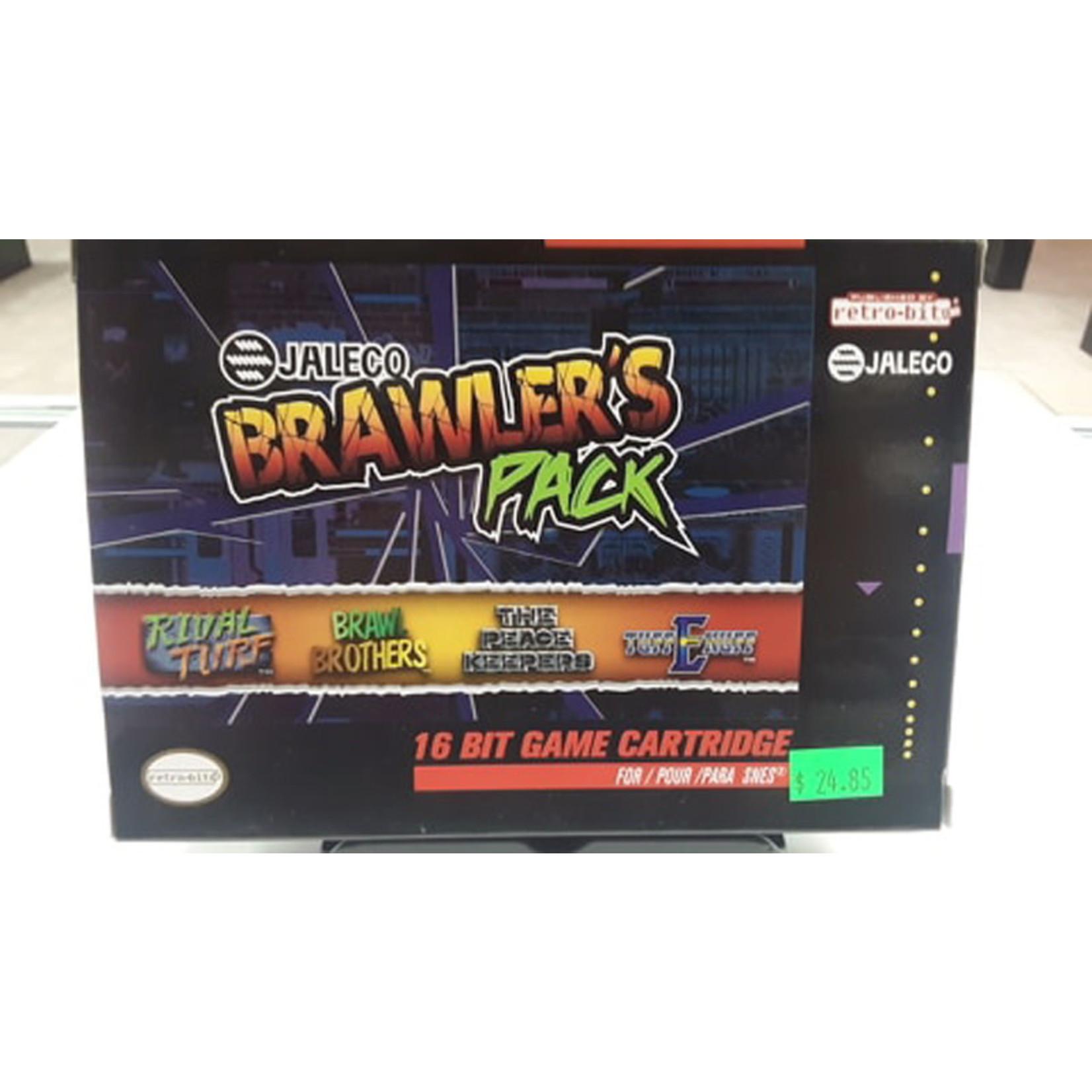 SNESU-Jaleco Brawler's Pack (in box)