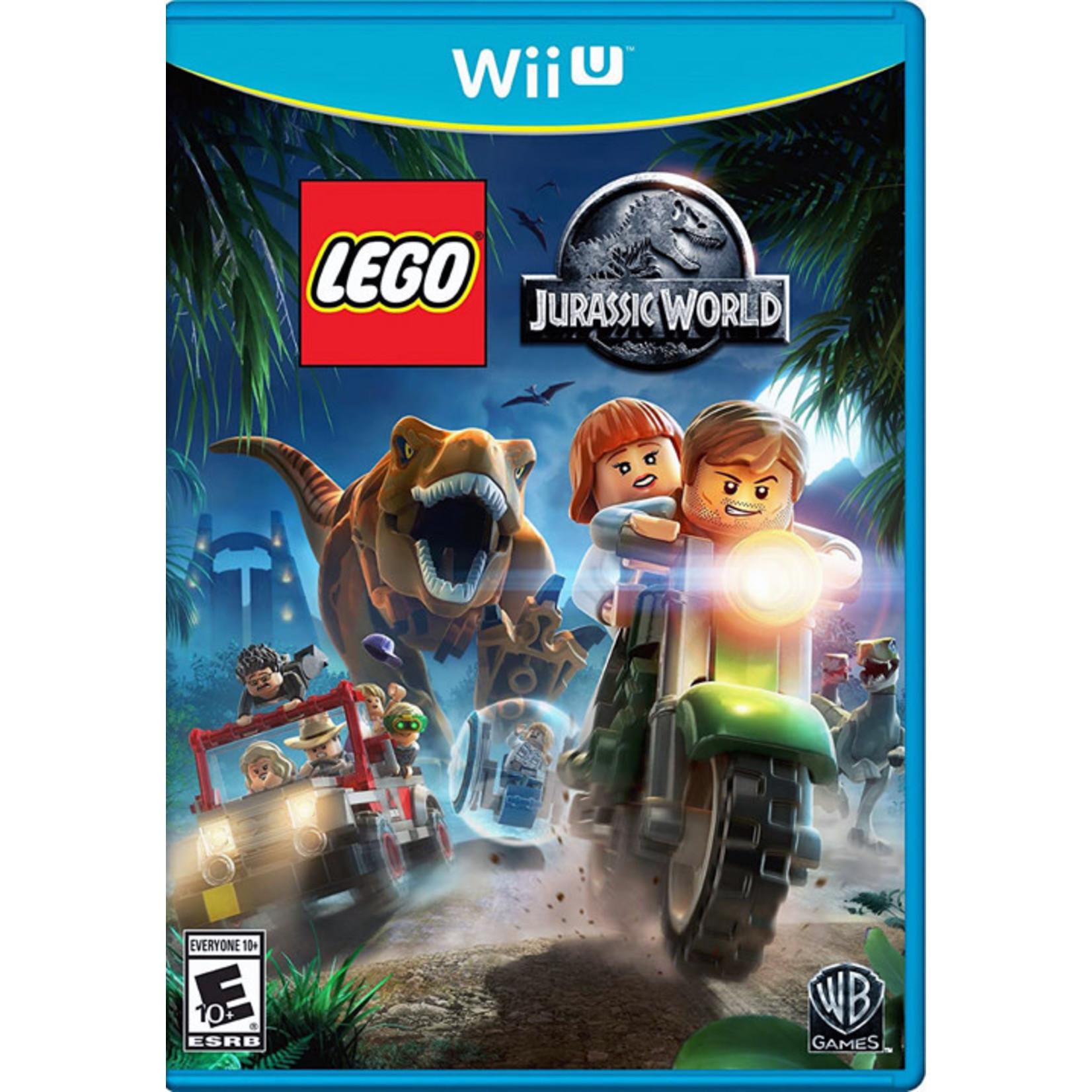 WIIU-LEGO Jurassic World