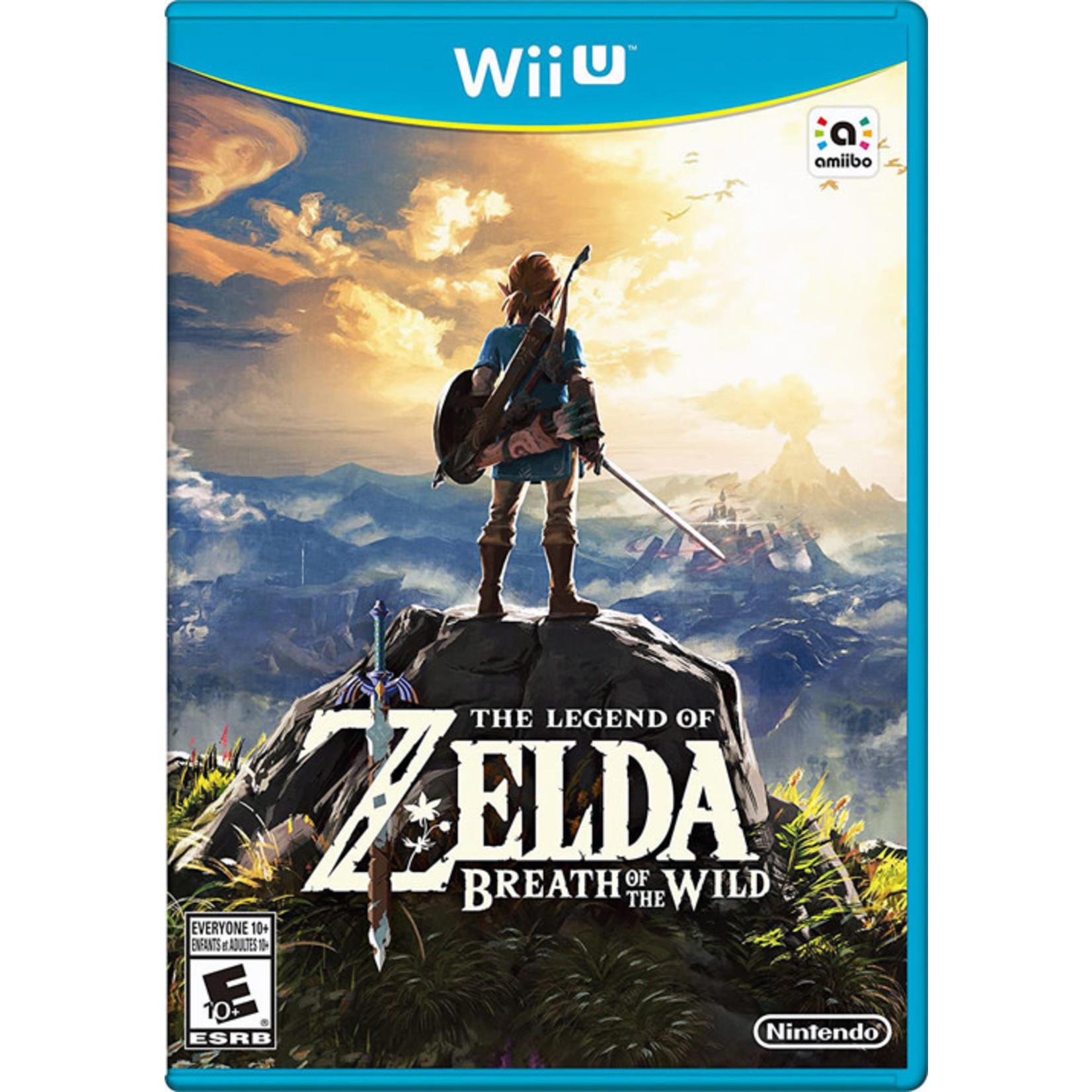 WIIUUSD-The Legend of Zelda: Breath of the Wild