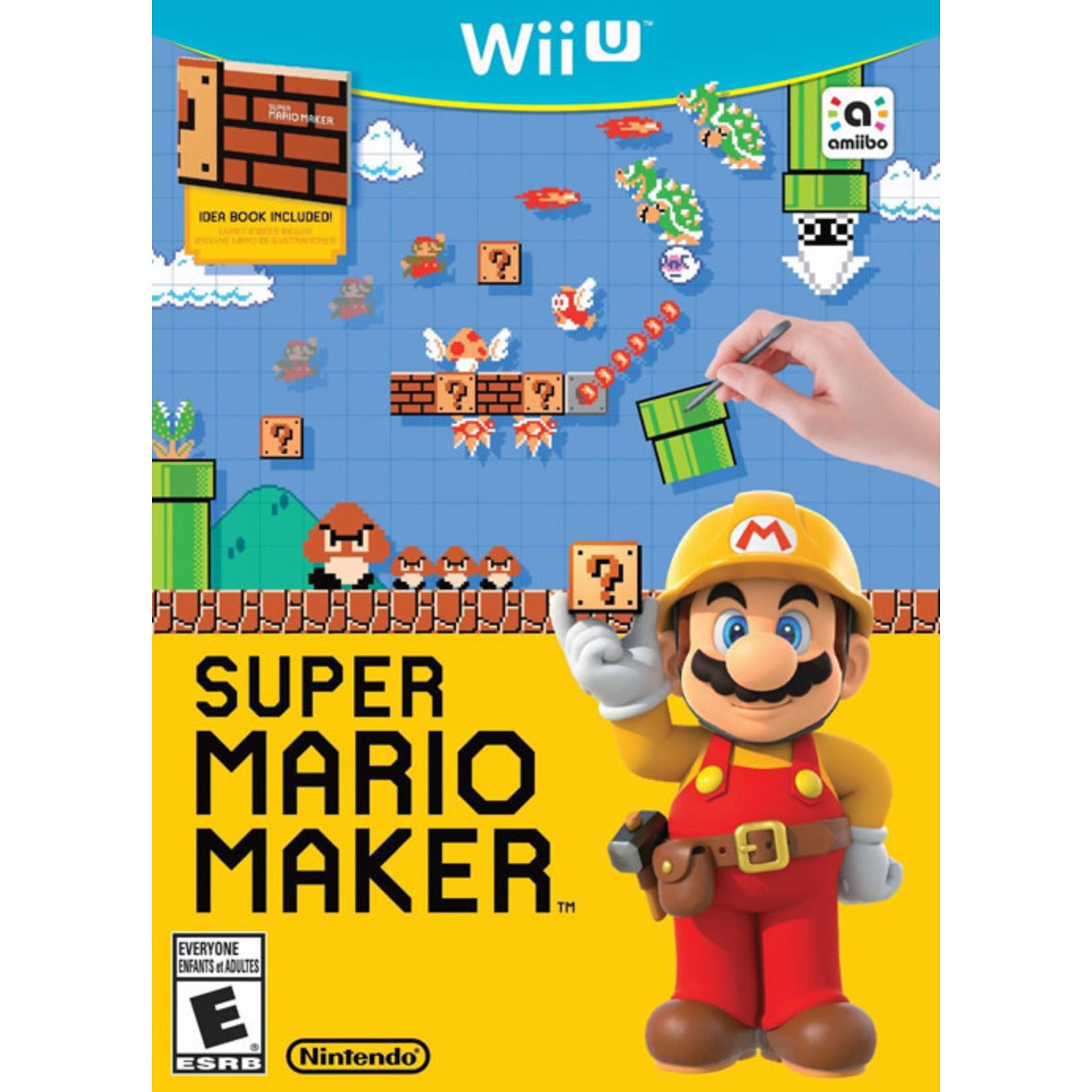 WIIUUSD-Super Mario Maker