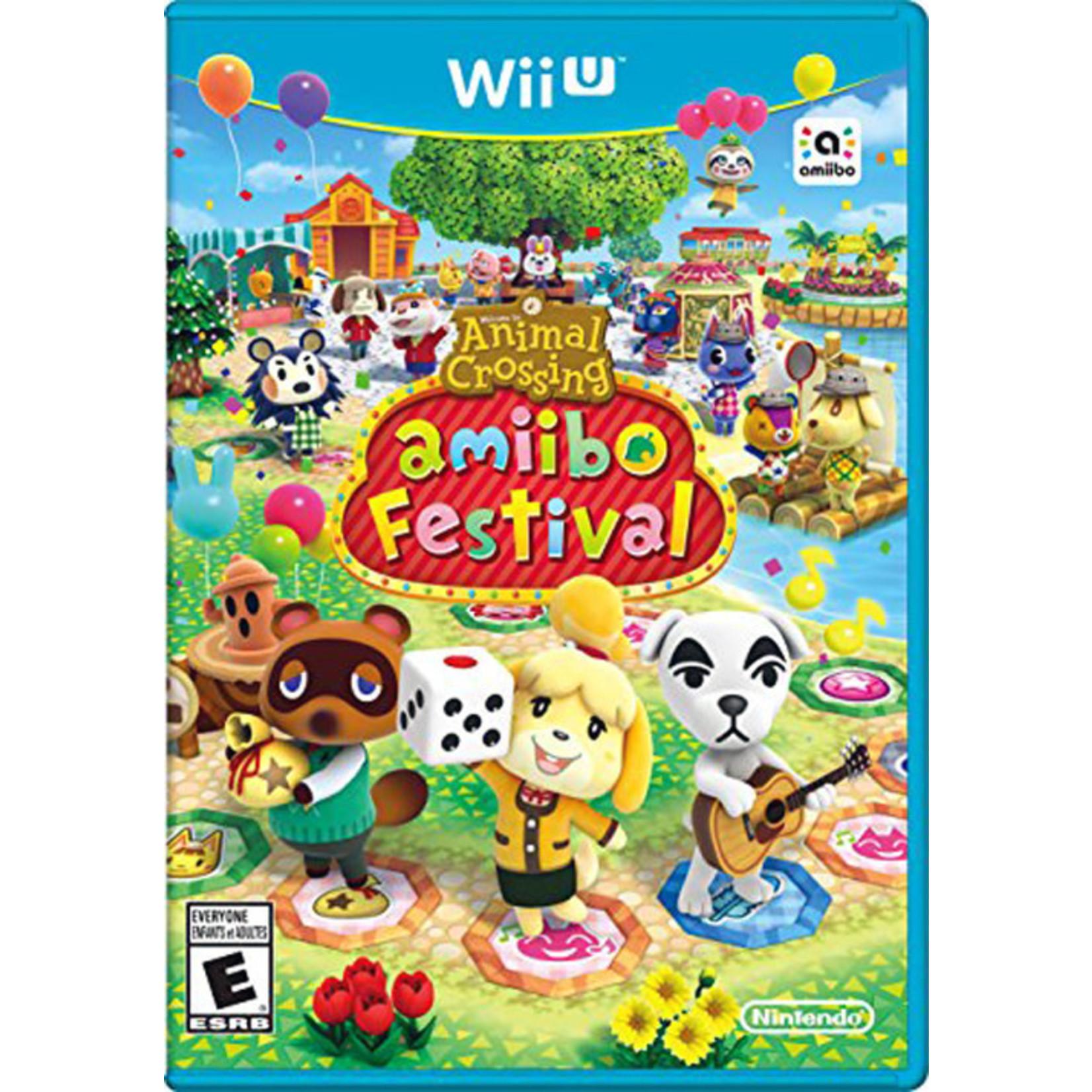 WIIUUSD-Animal Crossing: amiibo Festival