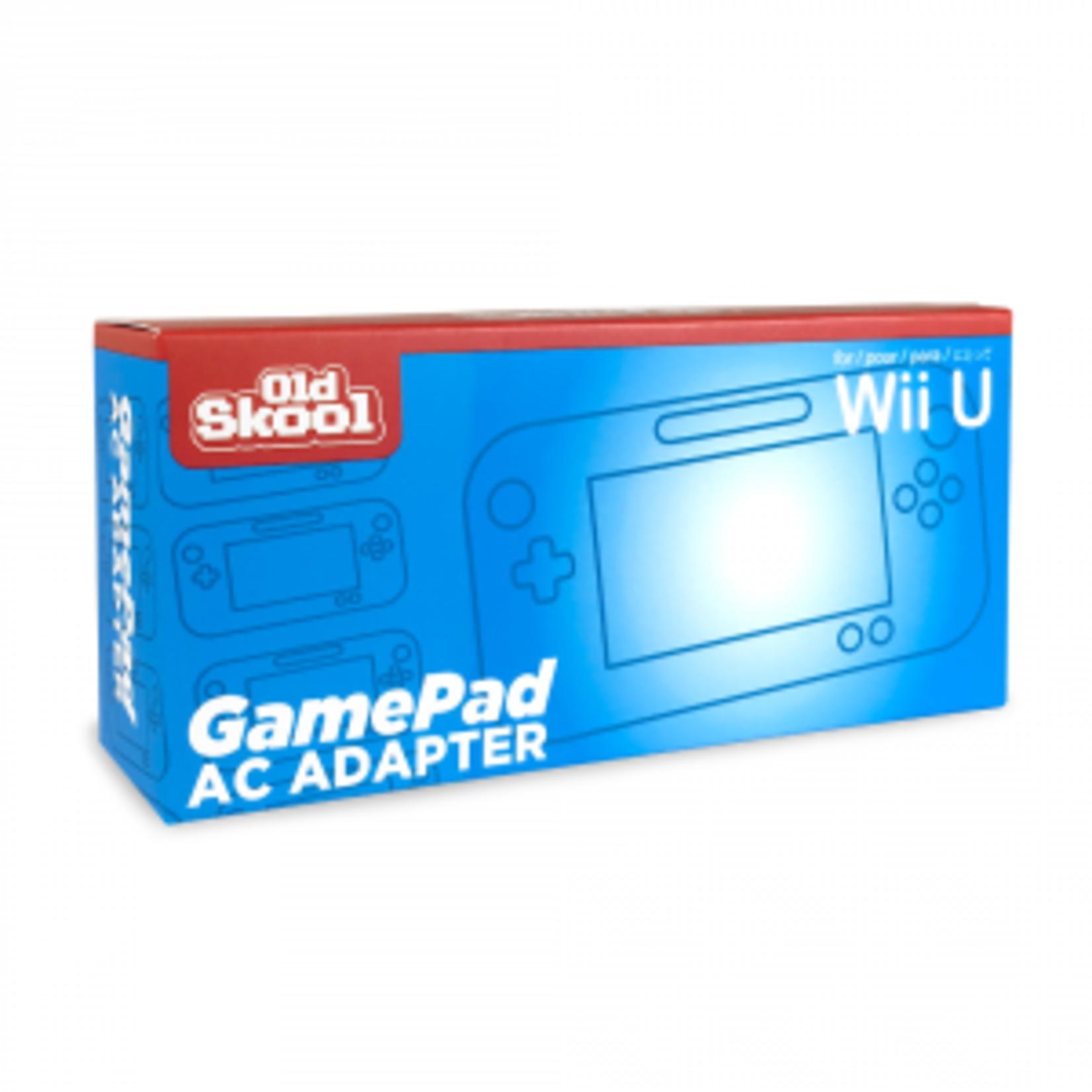 Wii U Game Pad AC Adapter - Old Skool
