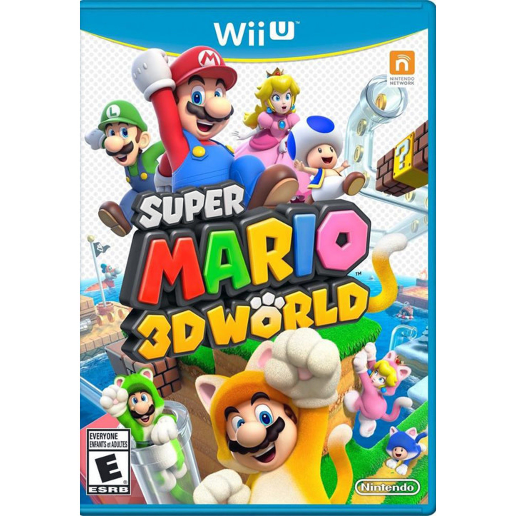 WIIUUSD-Super Mario 3D World