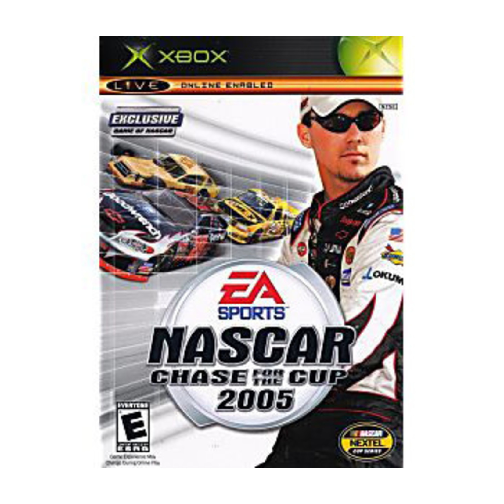 XBU-Nascar 2005 Chase for The Cup