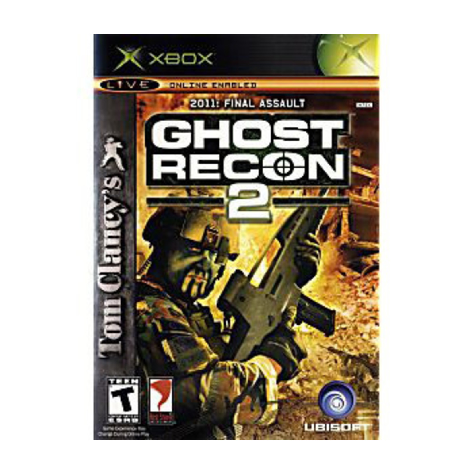 XBU-GHOST RECON 2