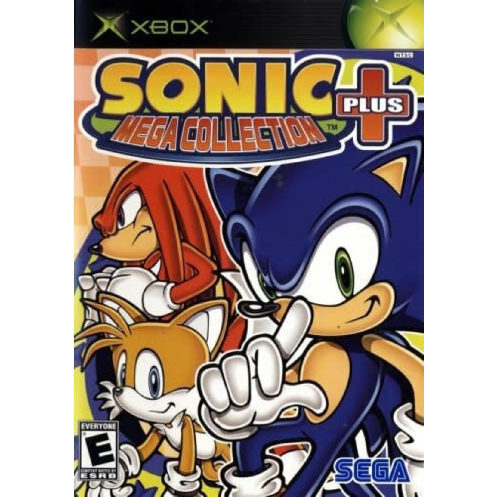 XBU-Sonic Mega Collection Plus