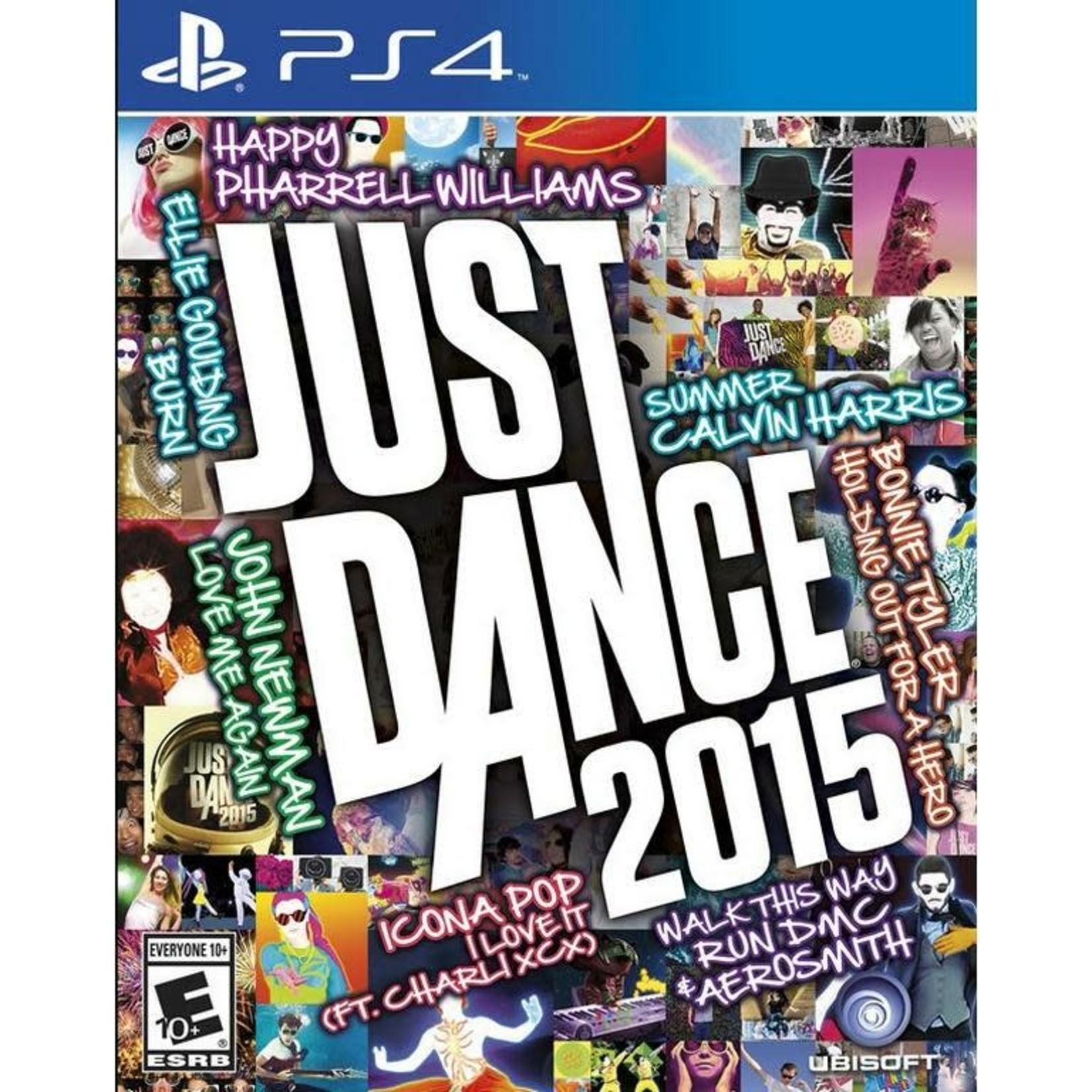 PS4U-Just Dance 2015