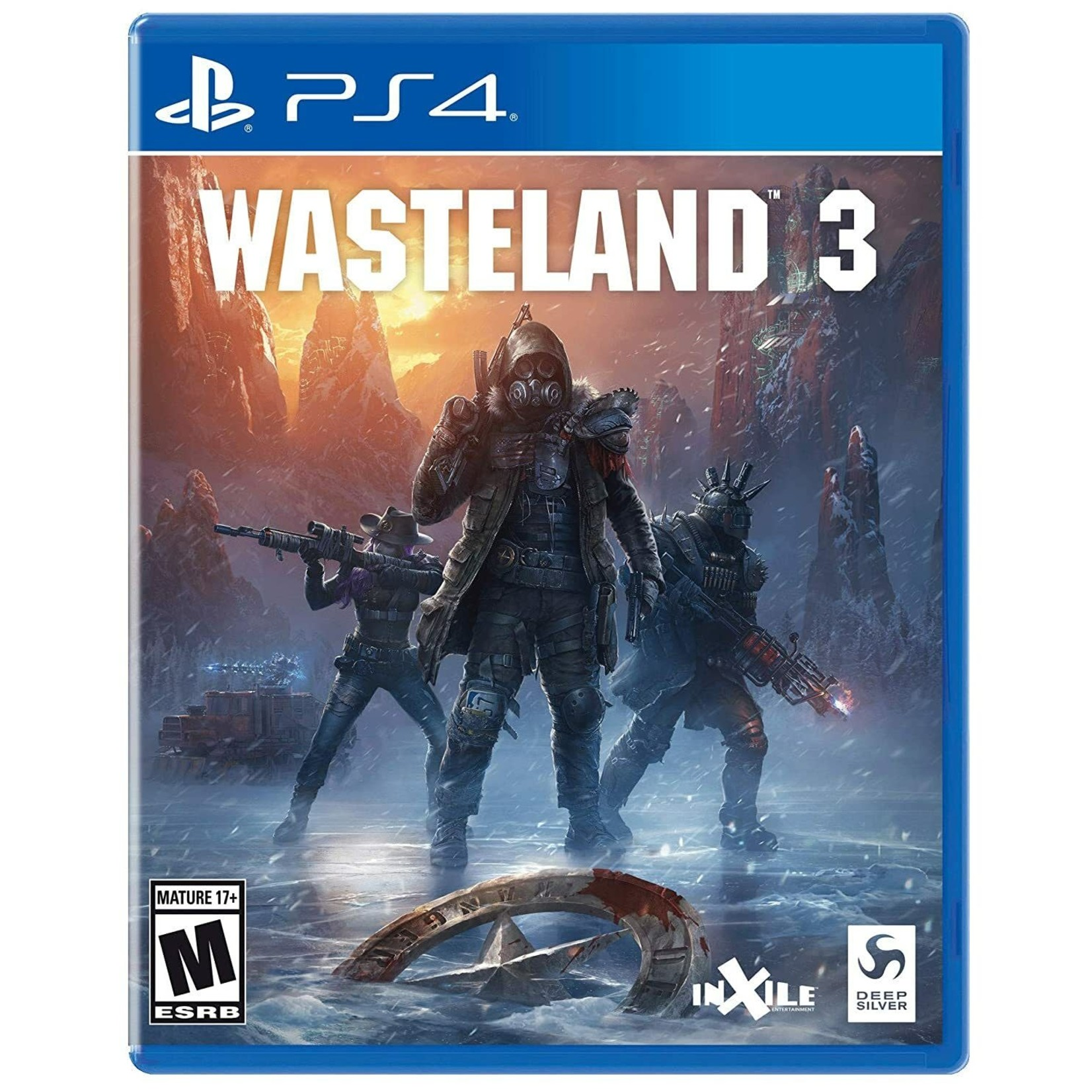 PS4-Wasteland 3