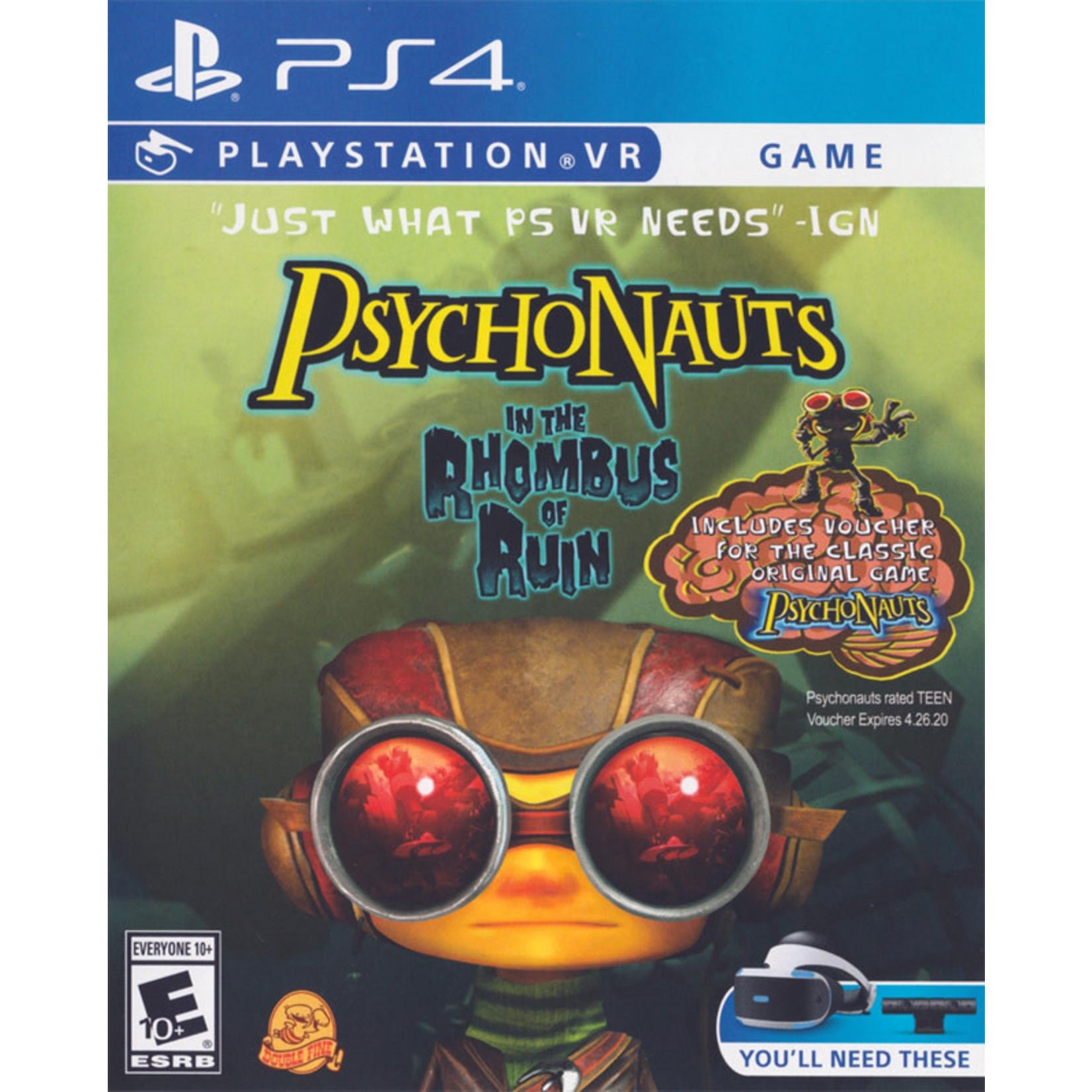 PS4-PSYCHONAUTS IN THE RHOMBUS OF RUIN