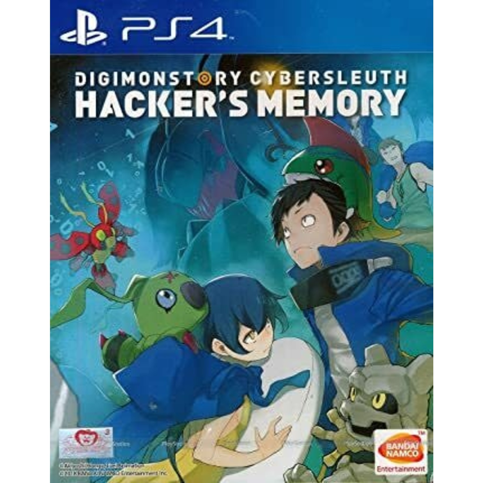 ps4-Digimon Story Cyber Sleuth: Hackers Memory