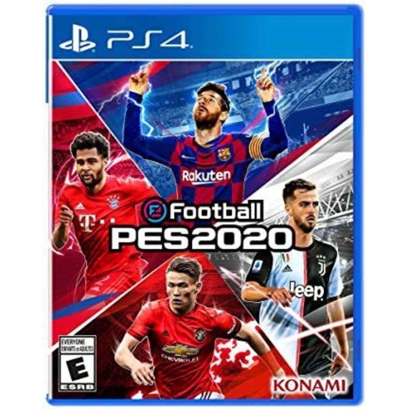 ps4u-EFootball PES 2020