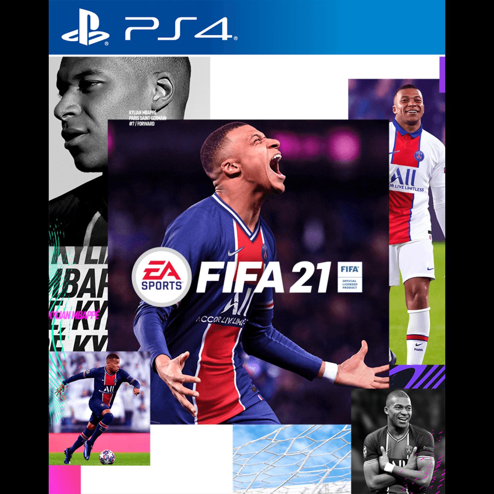 PS4-Fifa 21